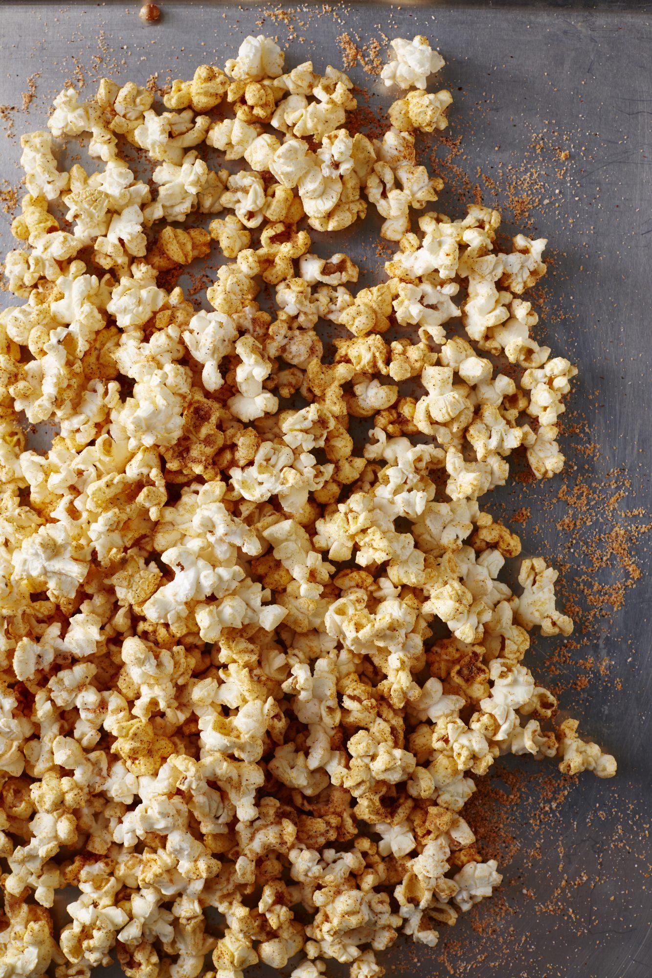 Savory Pixy Stix Popcorn Image