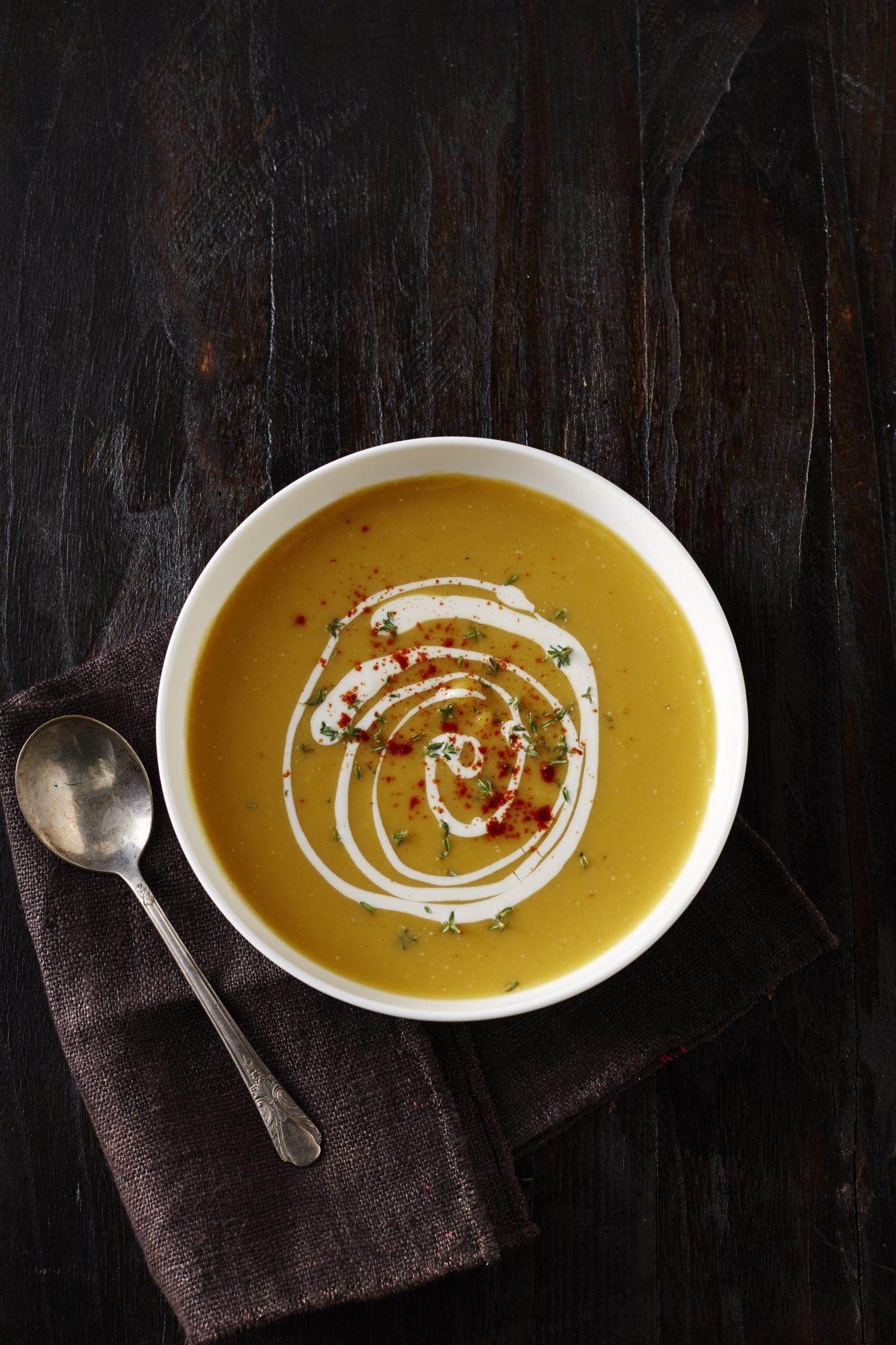 Sugar Baby Butternut Soup