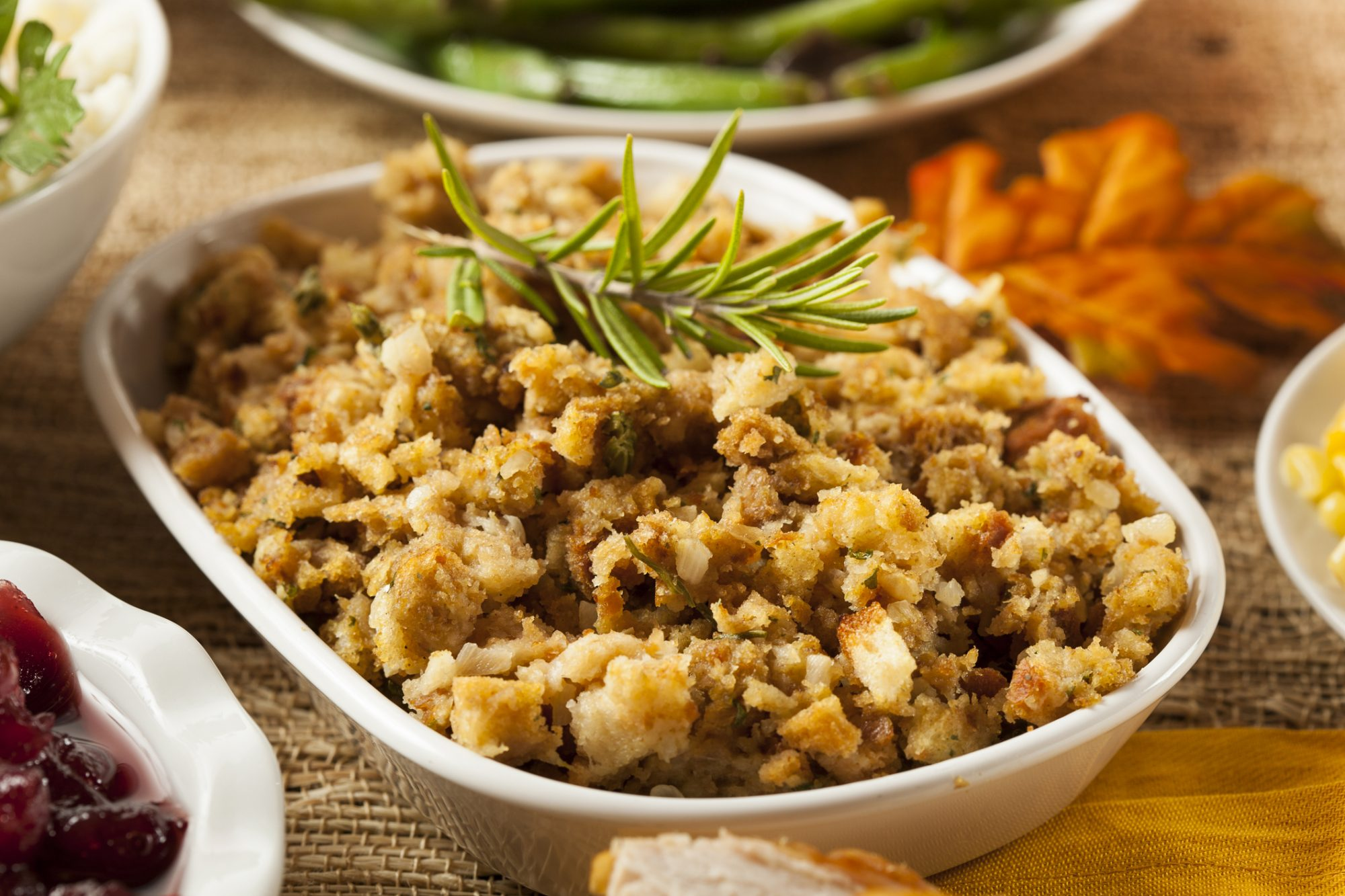 Stuffing vs. Dressing: Is There Actually a Difference?