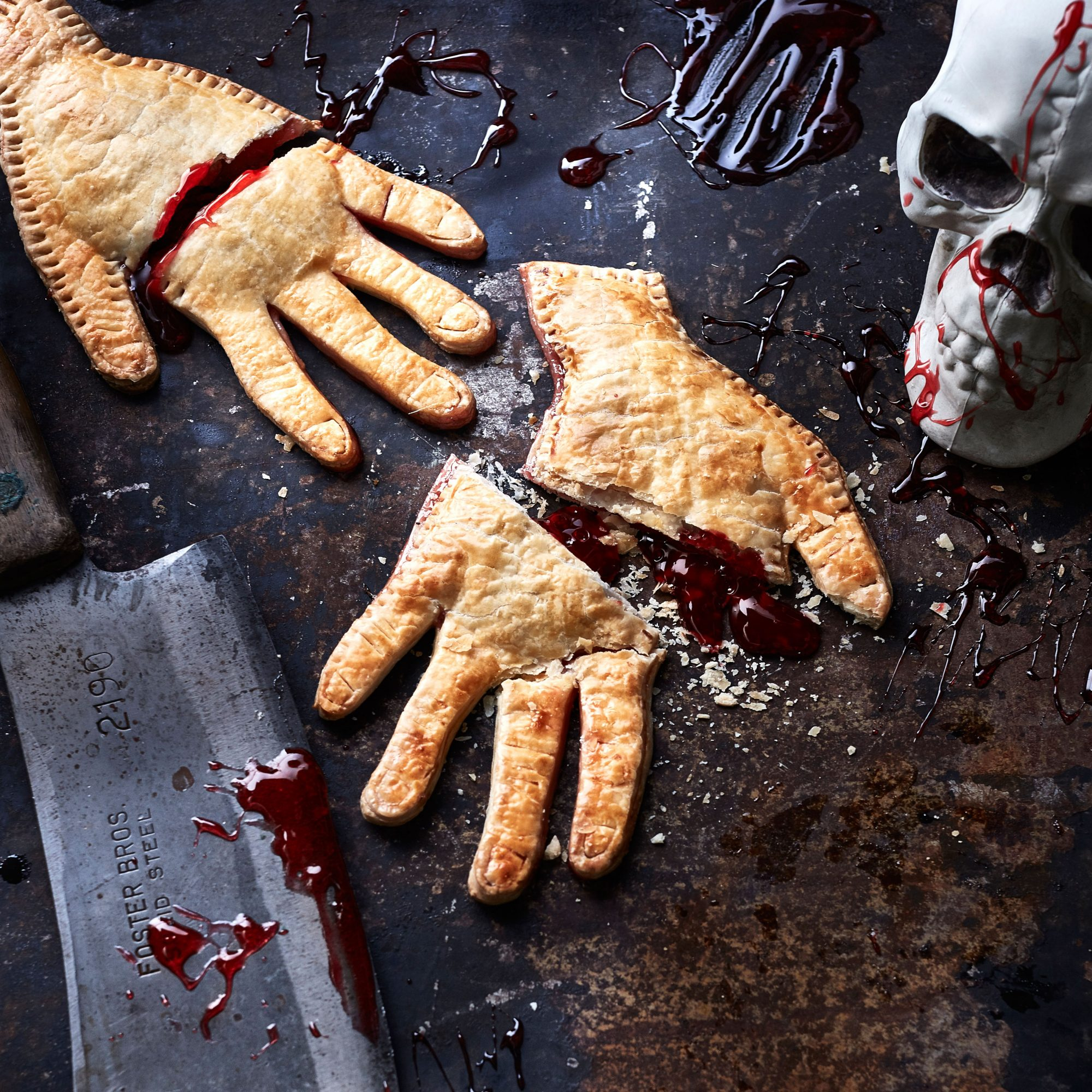 Recipes for an Adults-Only Halloween Party