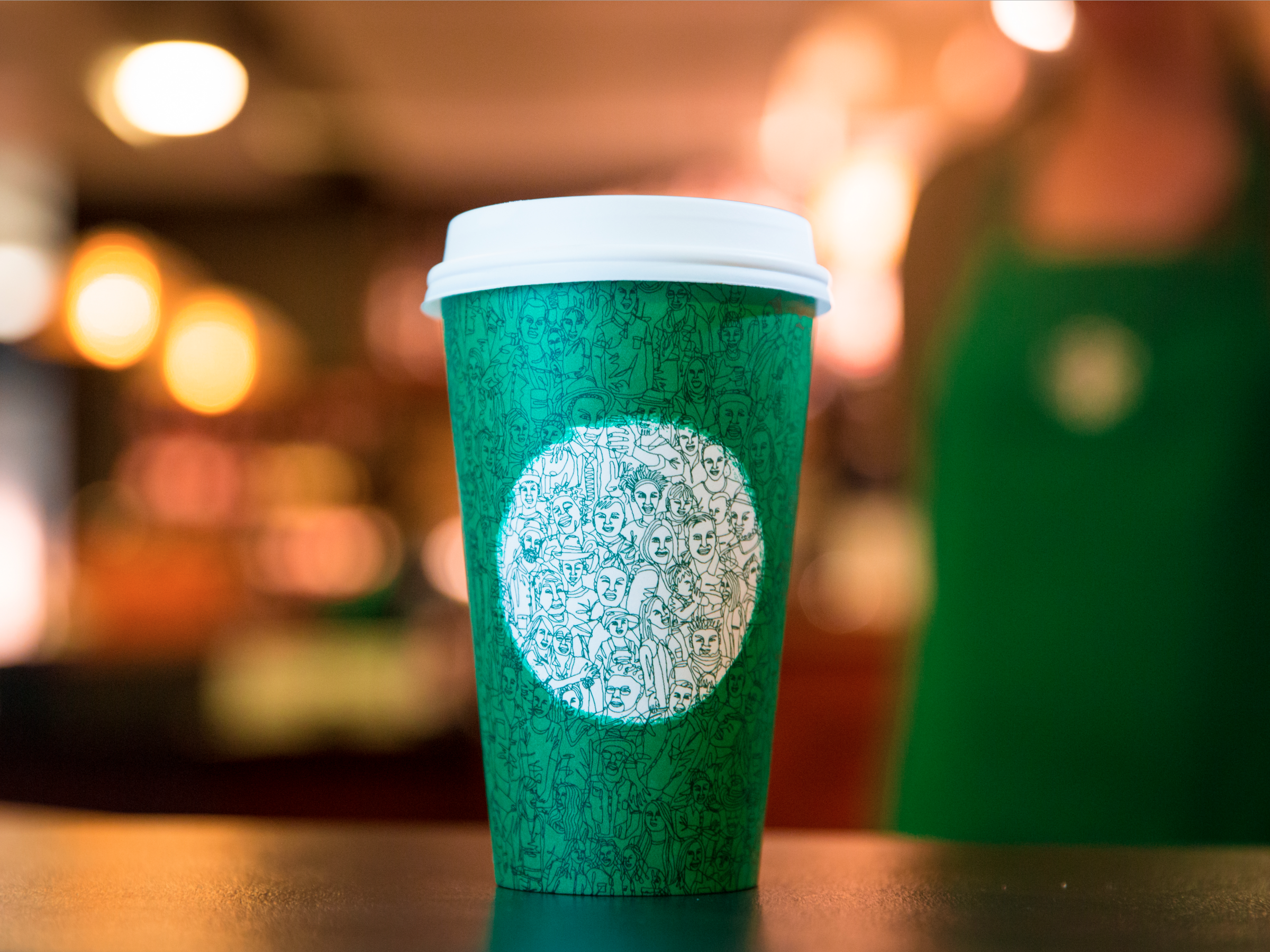 Starbucks Released a Green Cup—and I'd Be Lying if I Said I Didn't Care