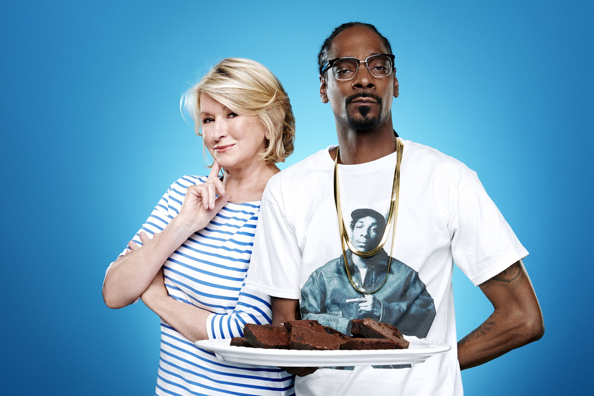 Martha Stewart and Snoop Dogg Have Us Hungry for More Unexpectedly Perfect Food + Music TV Duos