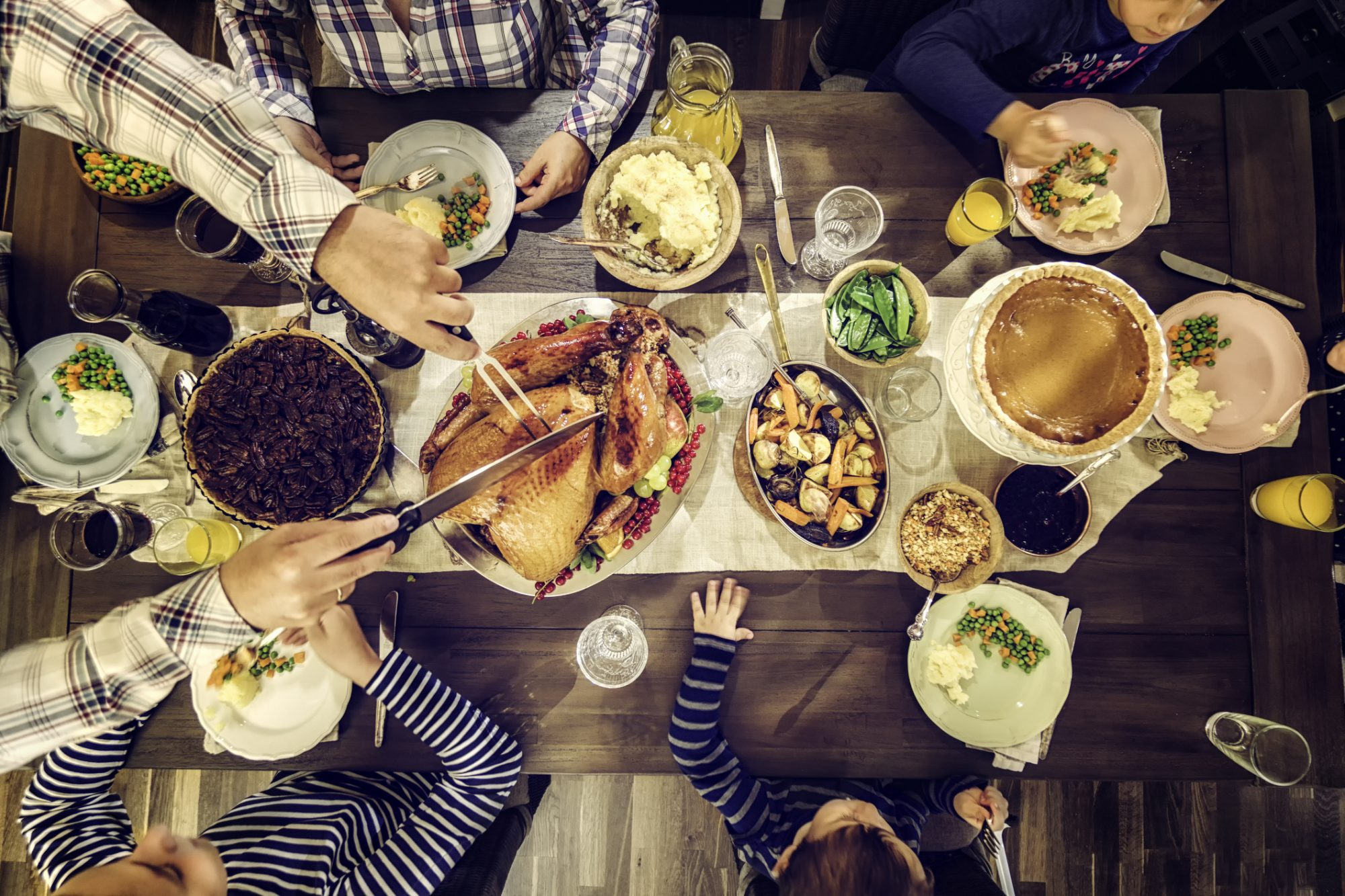 7 Things I Wish Someone Told Me the First Year I Hosted Thanksgiving Dinner