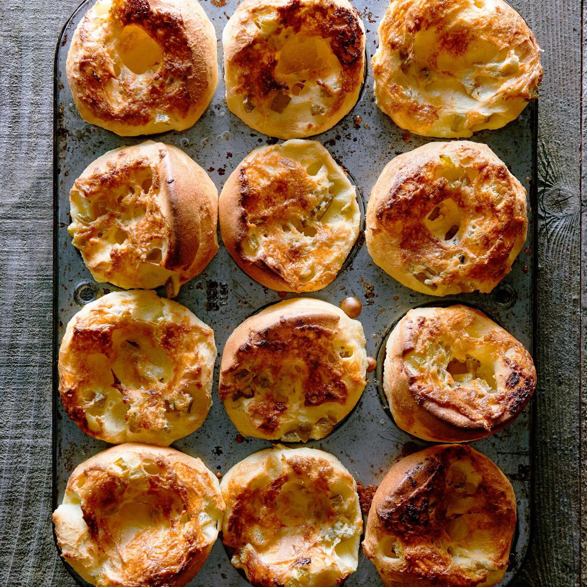 Chile Cheese Baby Dutch Babies