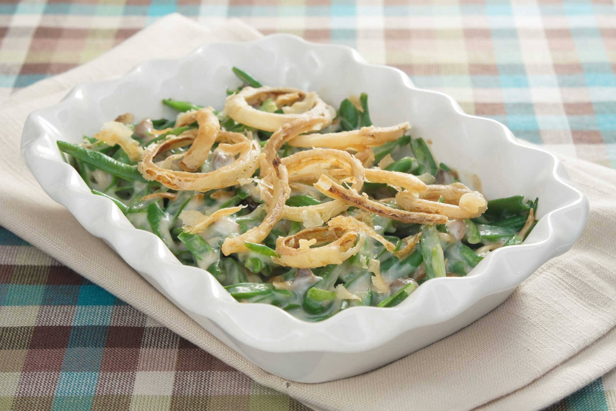 In Defense of the Almighty Green Bean Casserole