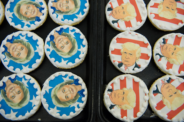 The Election is Over--So Let's Just Focus on Cookies for a Minute