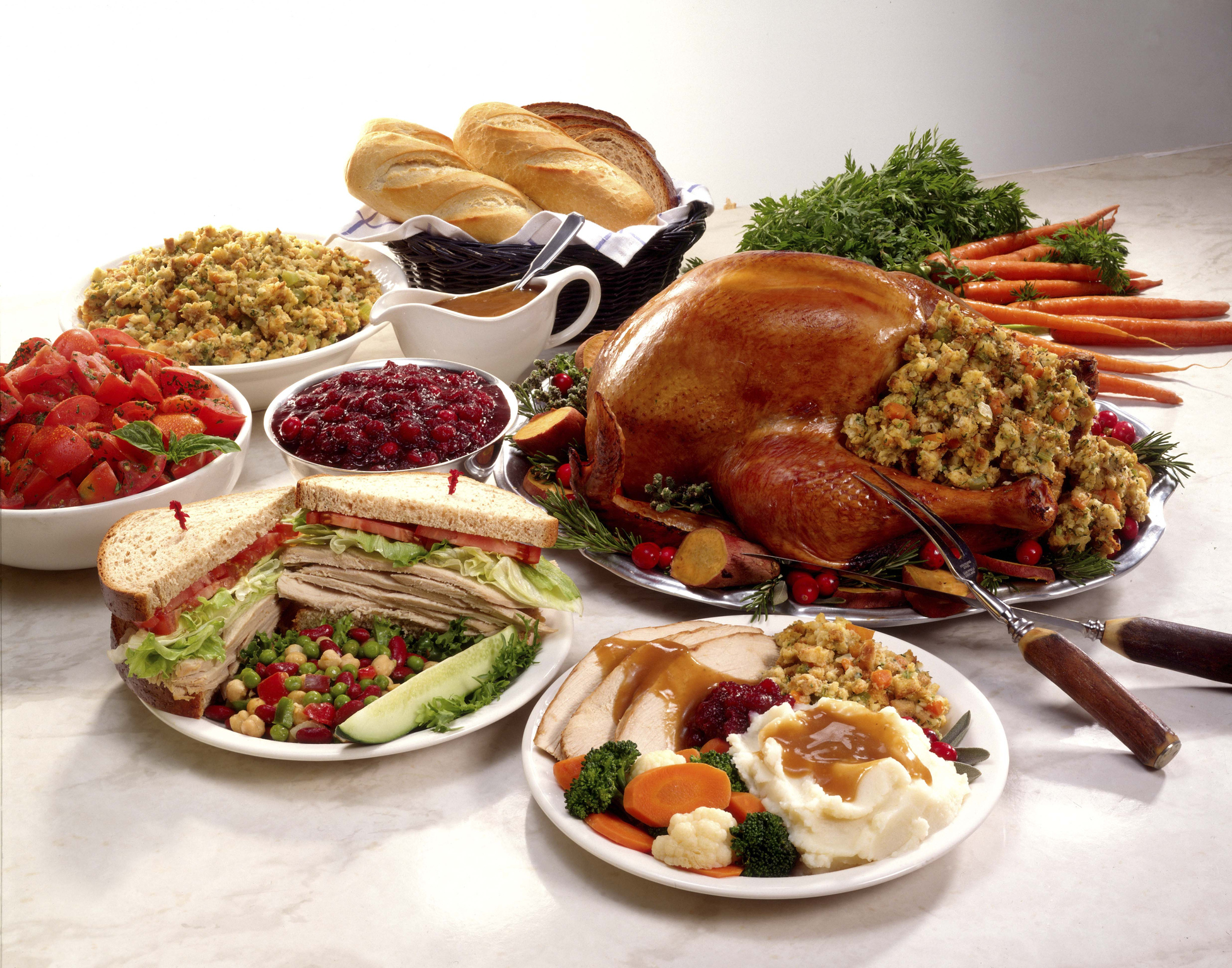 How to Deal with Thanksgiving Leftovers--The Semi-Dreaded Gift That Keeps on Giving