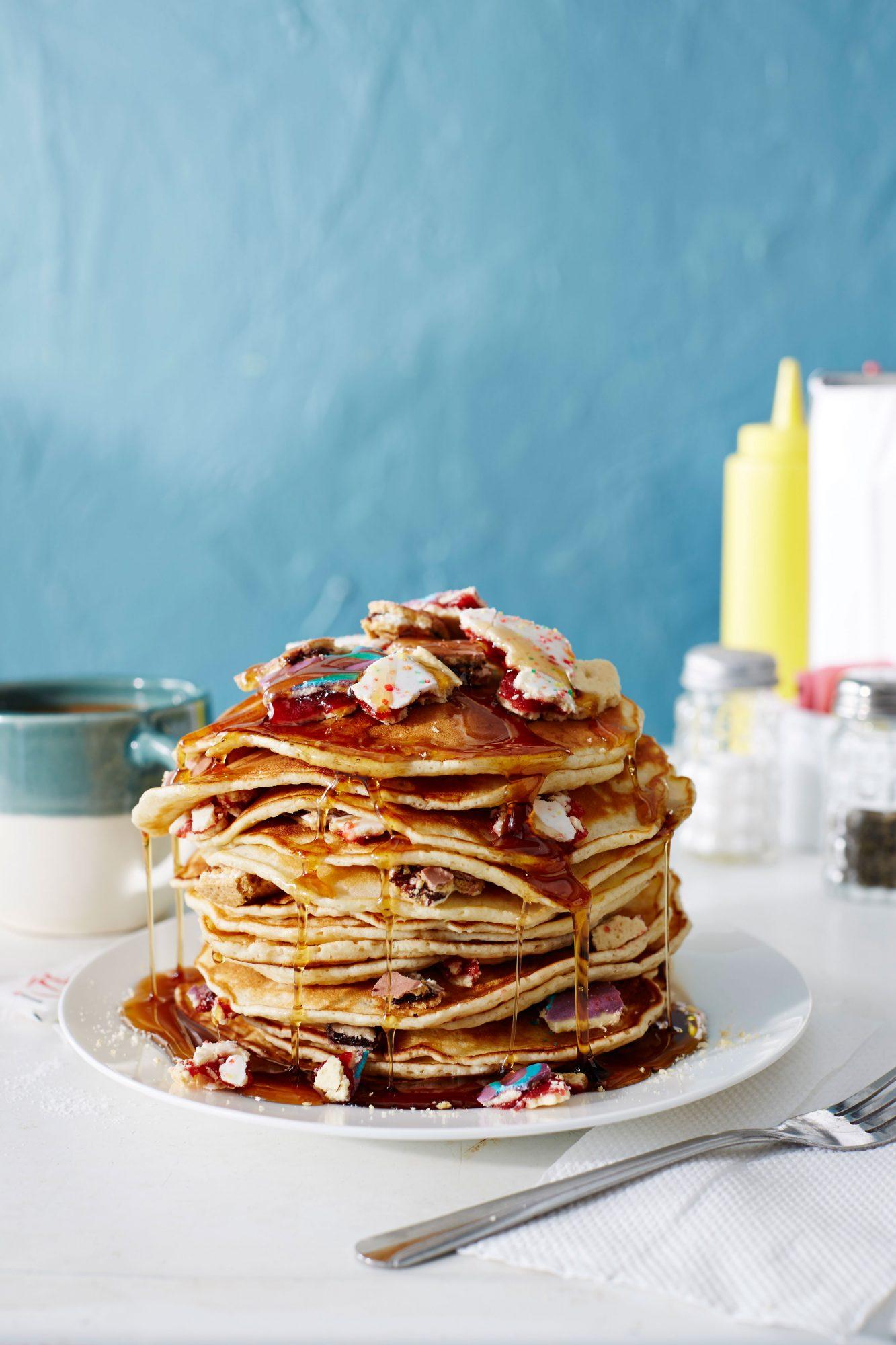 Gilmore Girls Pop Tart Pancakes