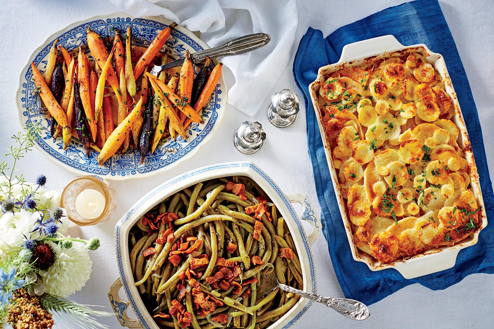 Honey-Glazed Spiced Carrots