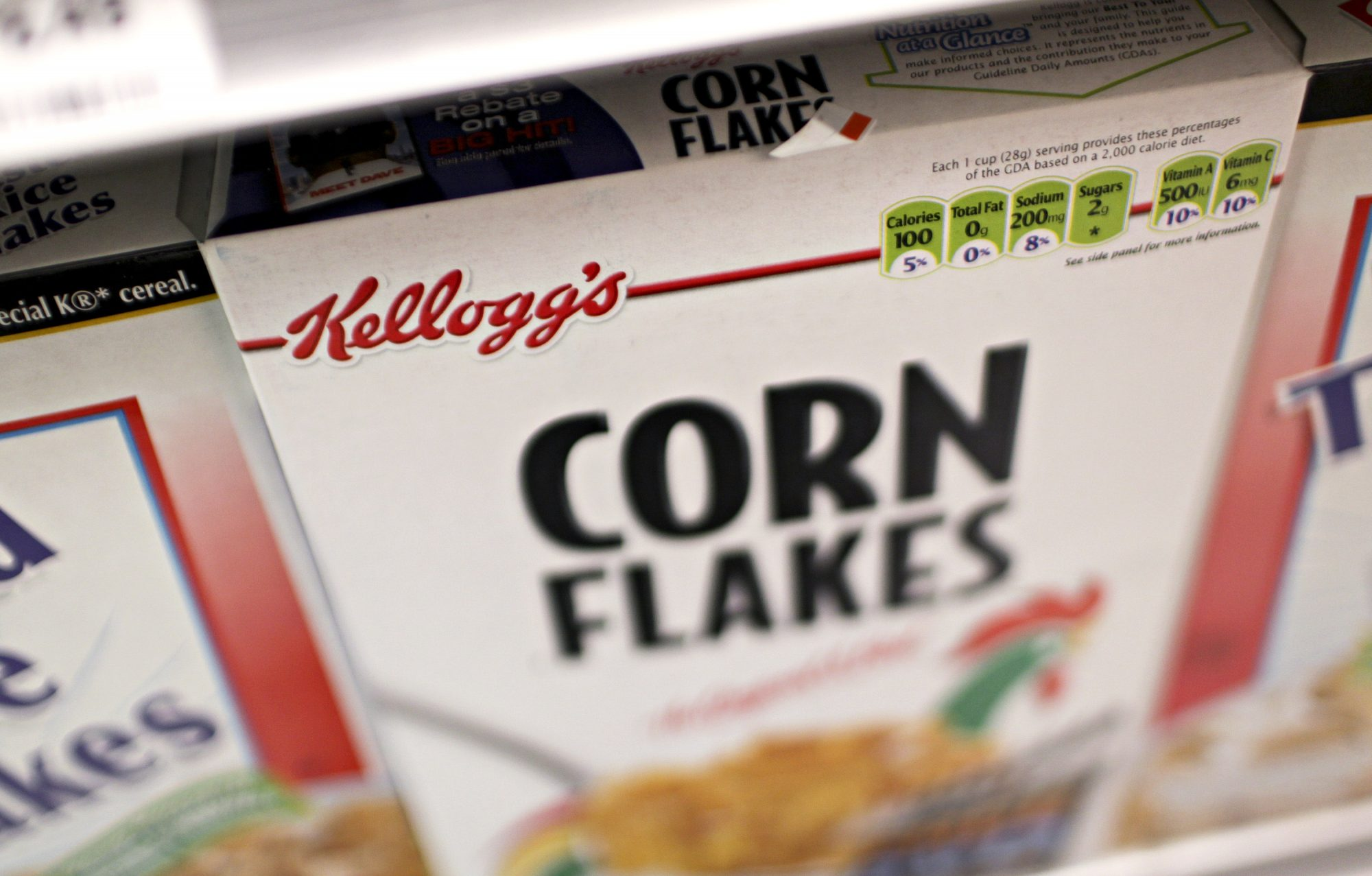 Corn Flakes Getty