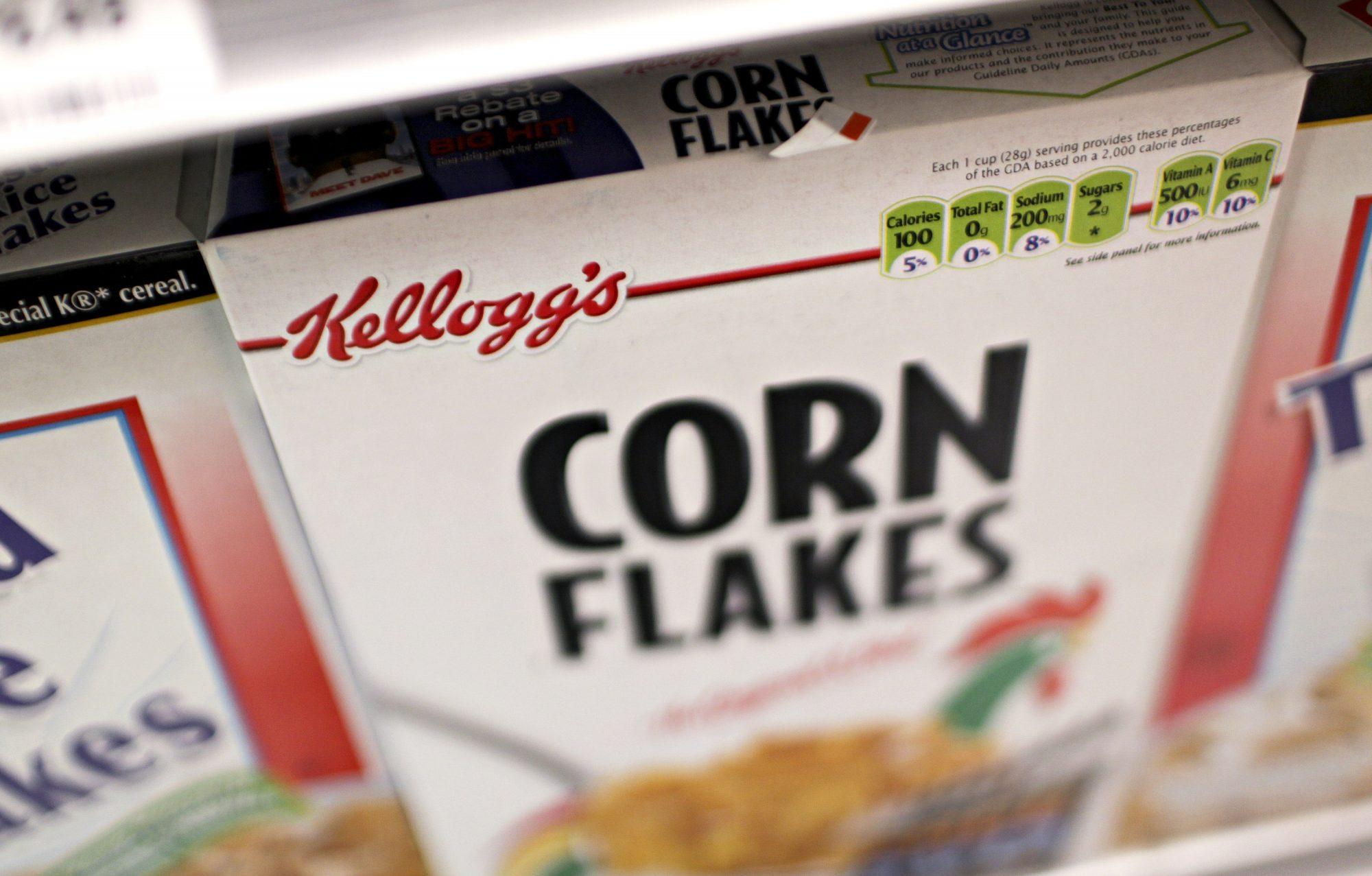 Corn Flakes Getty