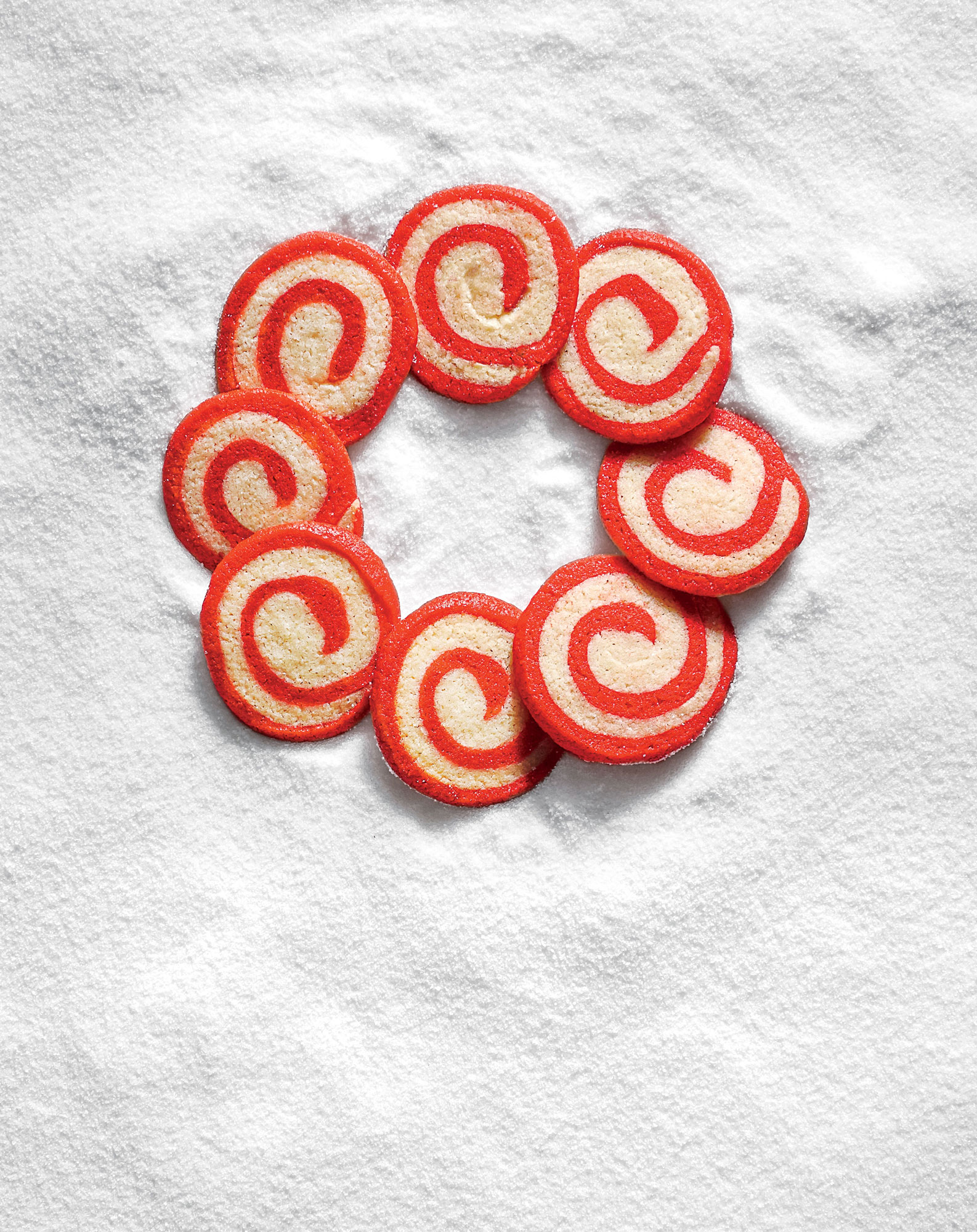 Peppermint Pinwheels Recipe | MyRecipes