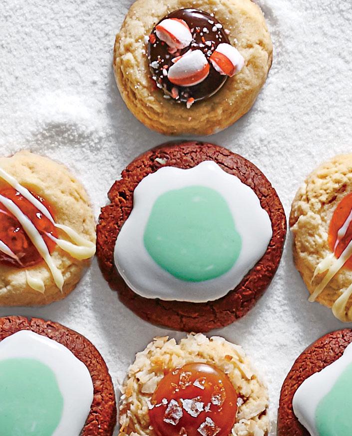 Triple Mint Cookies image