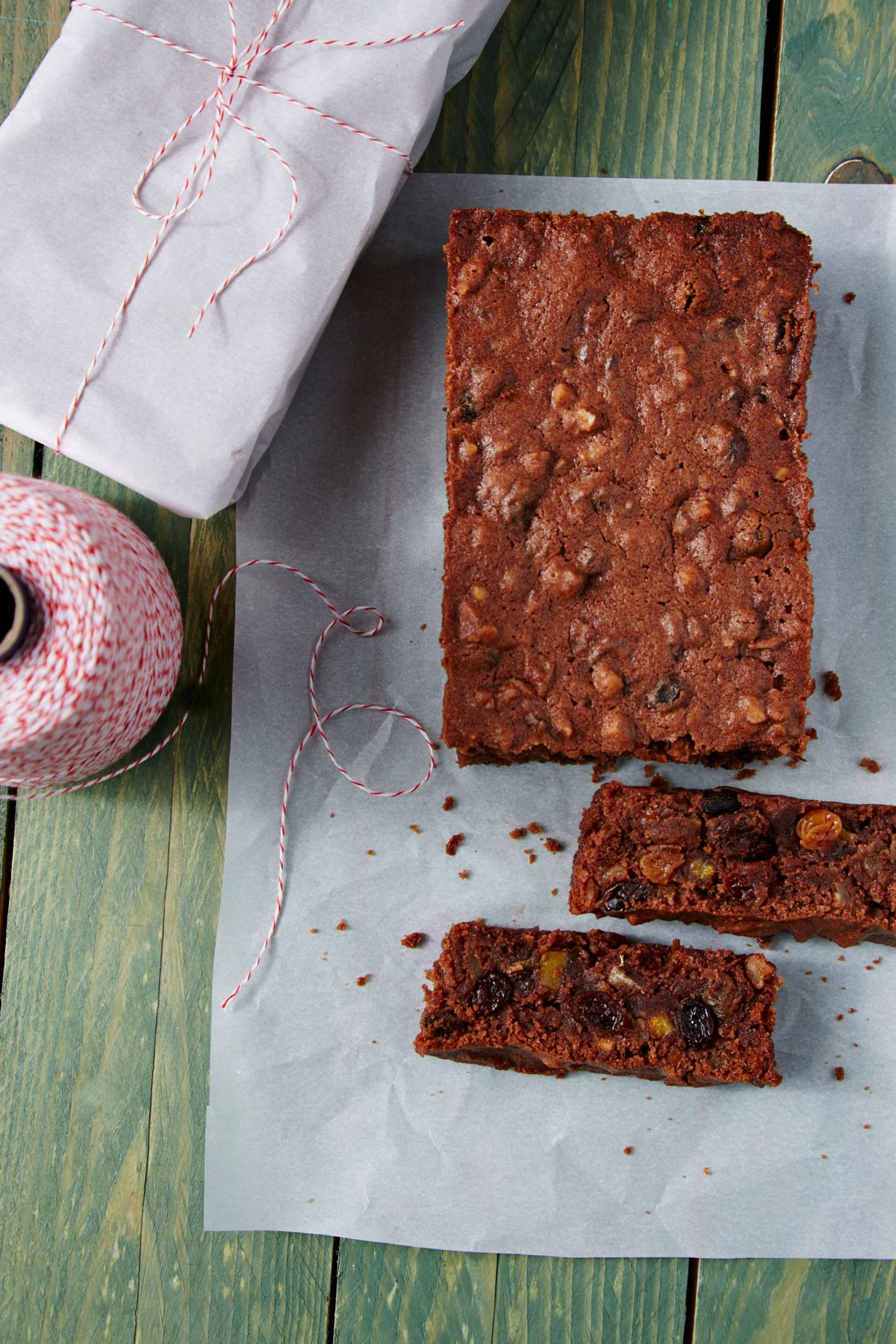 Foolproof Fruit Cake image