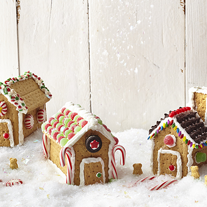 Nabisco Graham Cracker Village [Ad]