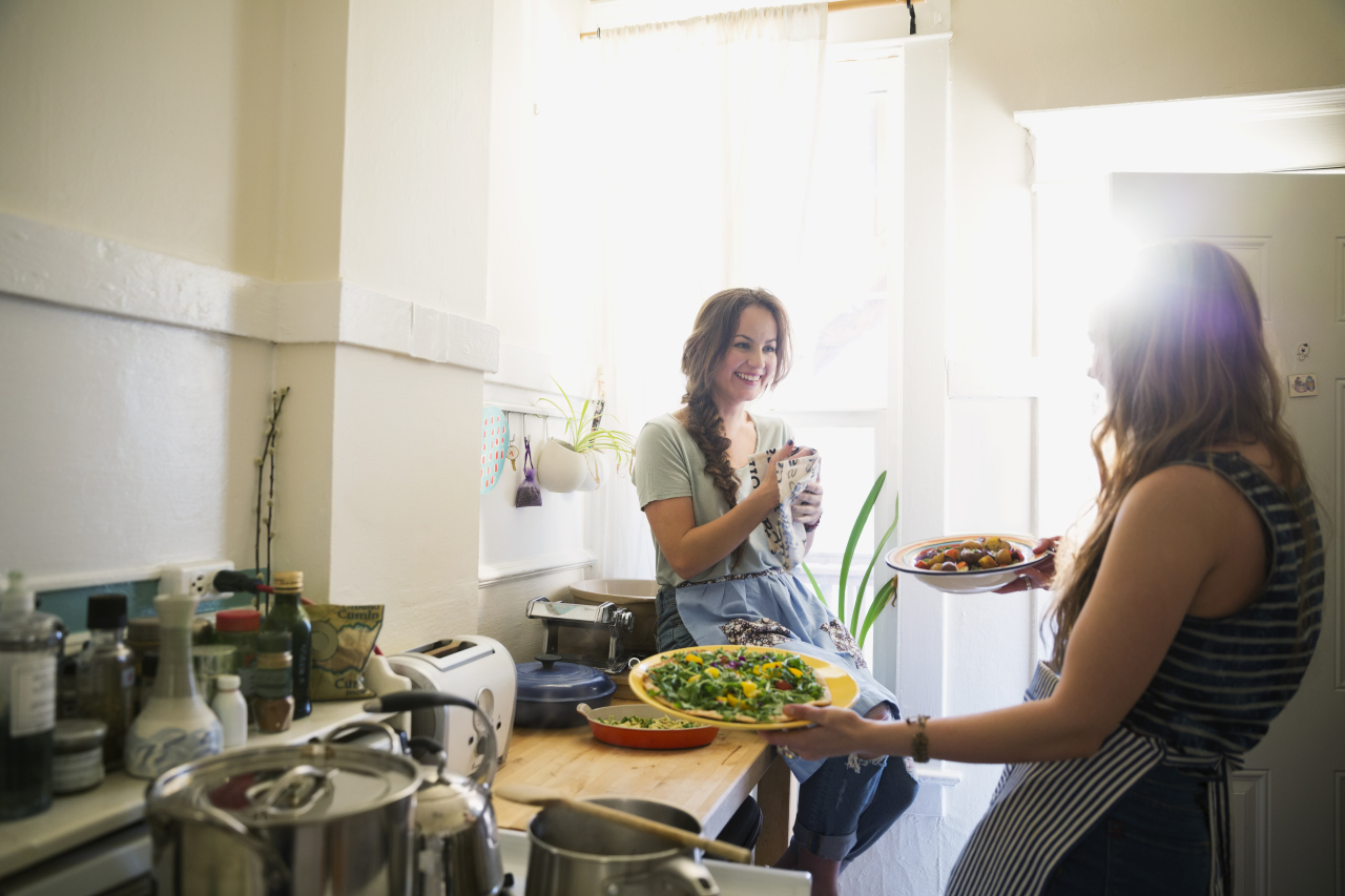 10 Things You Shoulddo in the Kitchen this Year to Improve Your Life