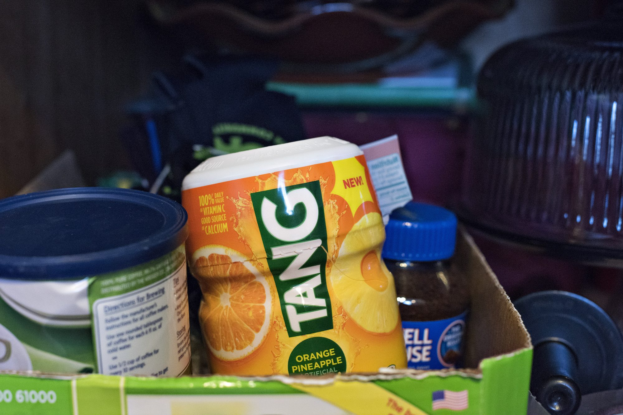 A Word on Tang, the Drink John Glenn Made Famous