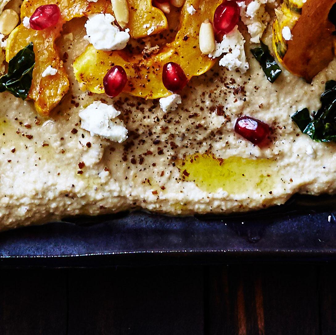 Sumac Hummus