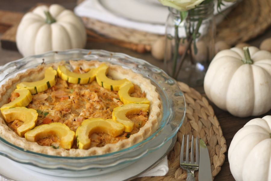 Got Leftovers? Make Haylie Duff's Holiday Turkey Pie