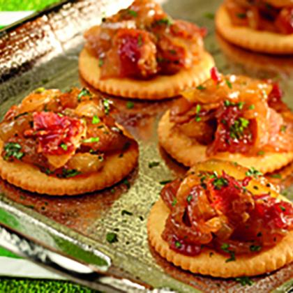Nabisco Bacon Jam RITZ Topper [Ad]