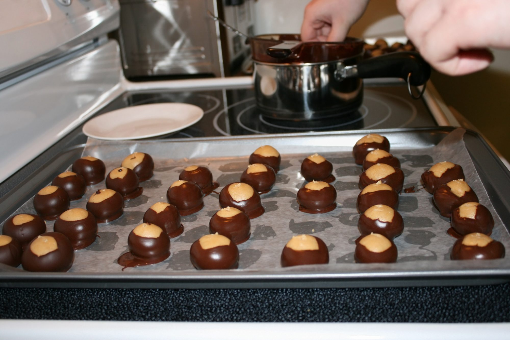 5 Secrets to Making Perfect Buckeye Balls