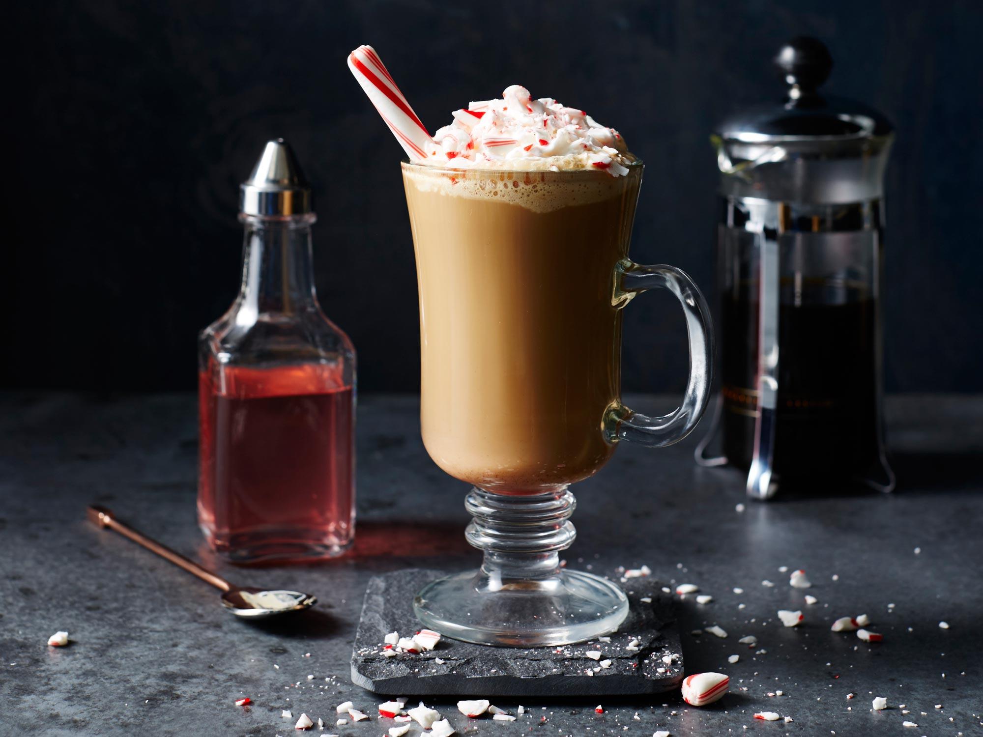 starbucks peppermint latte