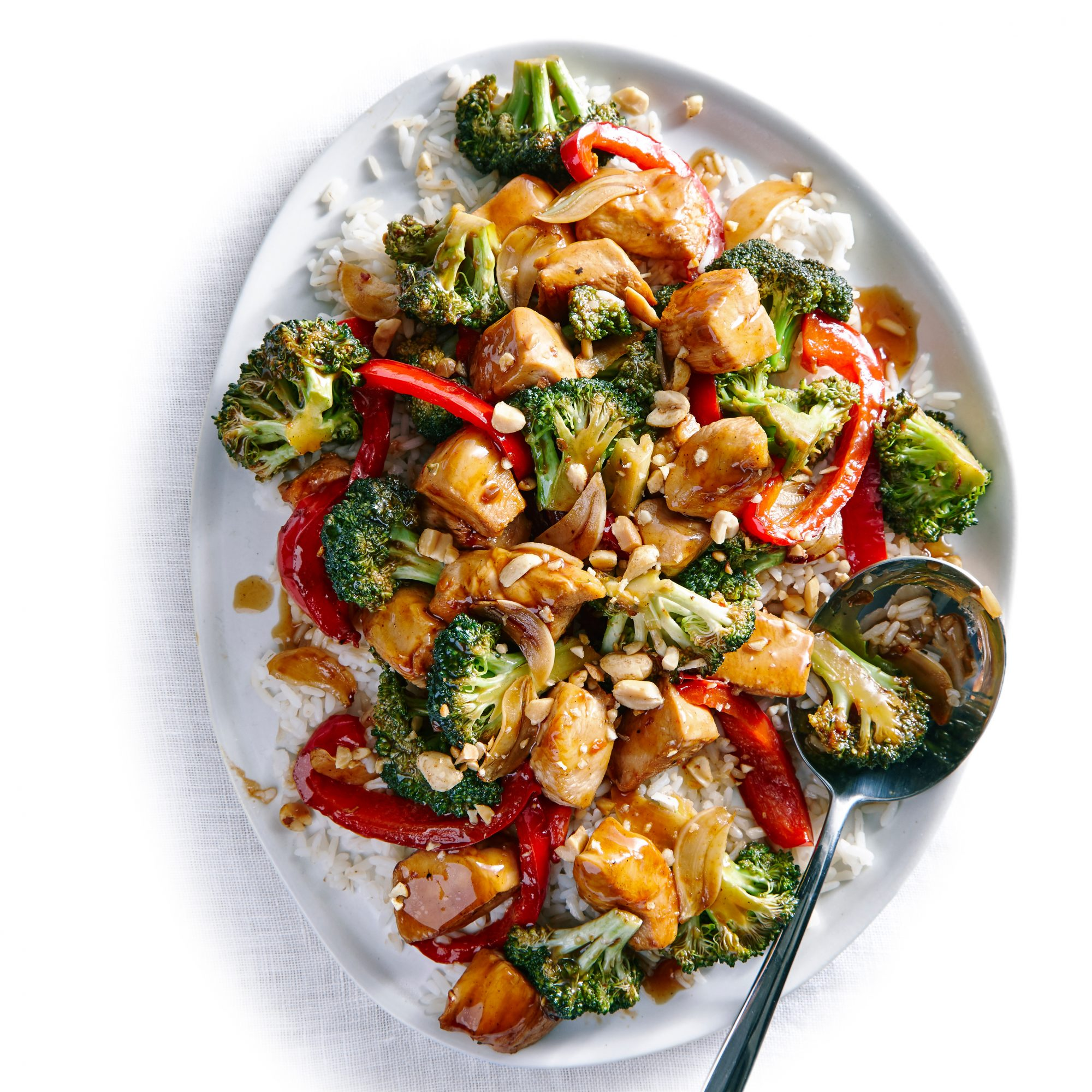 Chicken Broccoli Stir-Fry