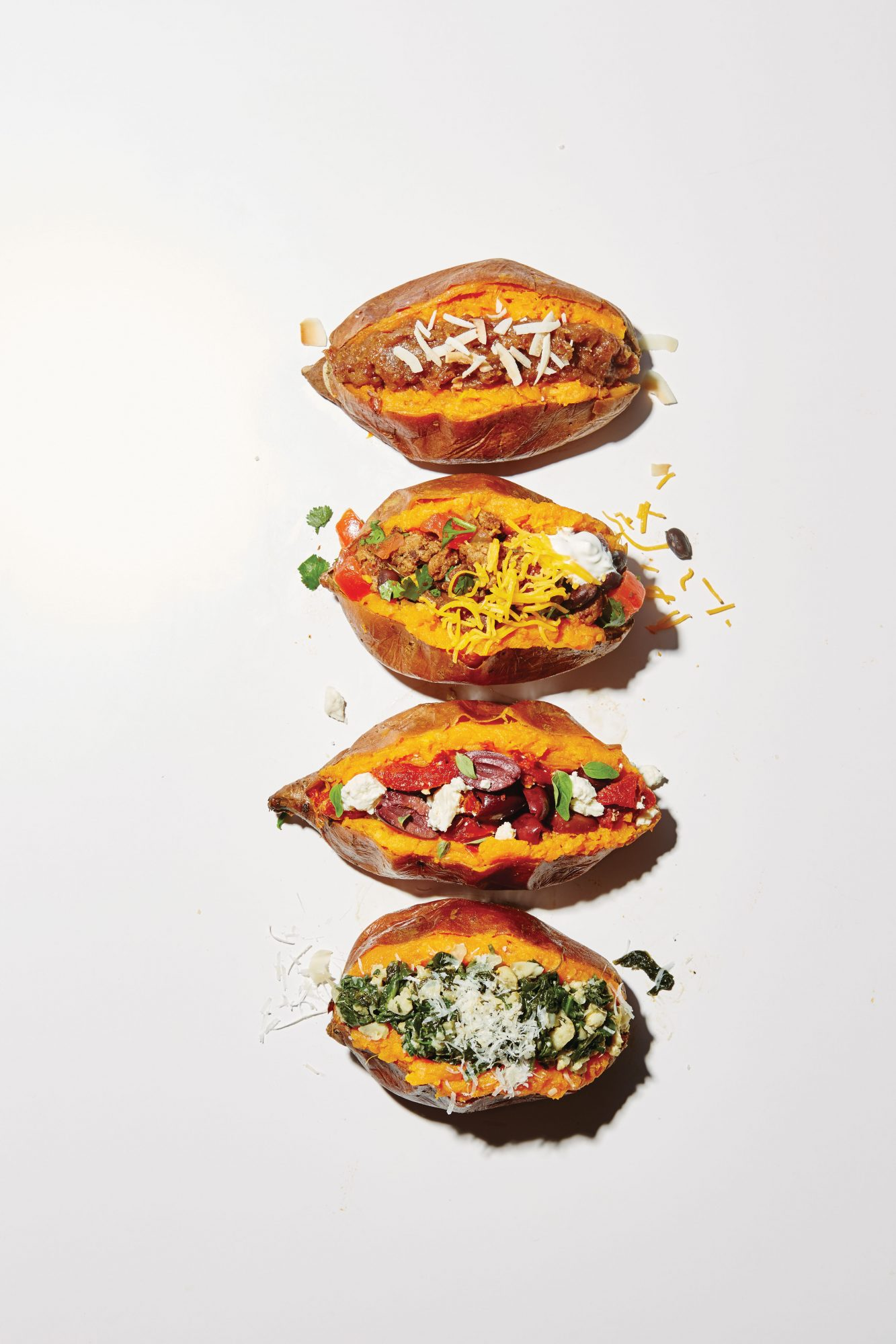 Mediterranean Potato Topper