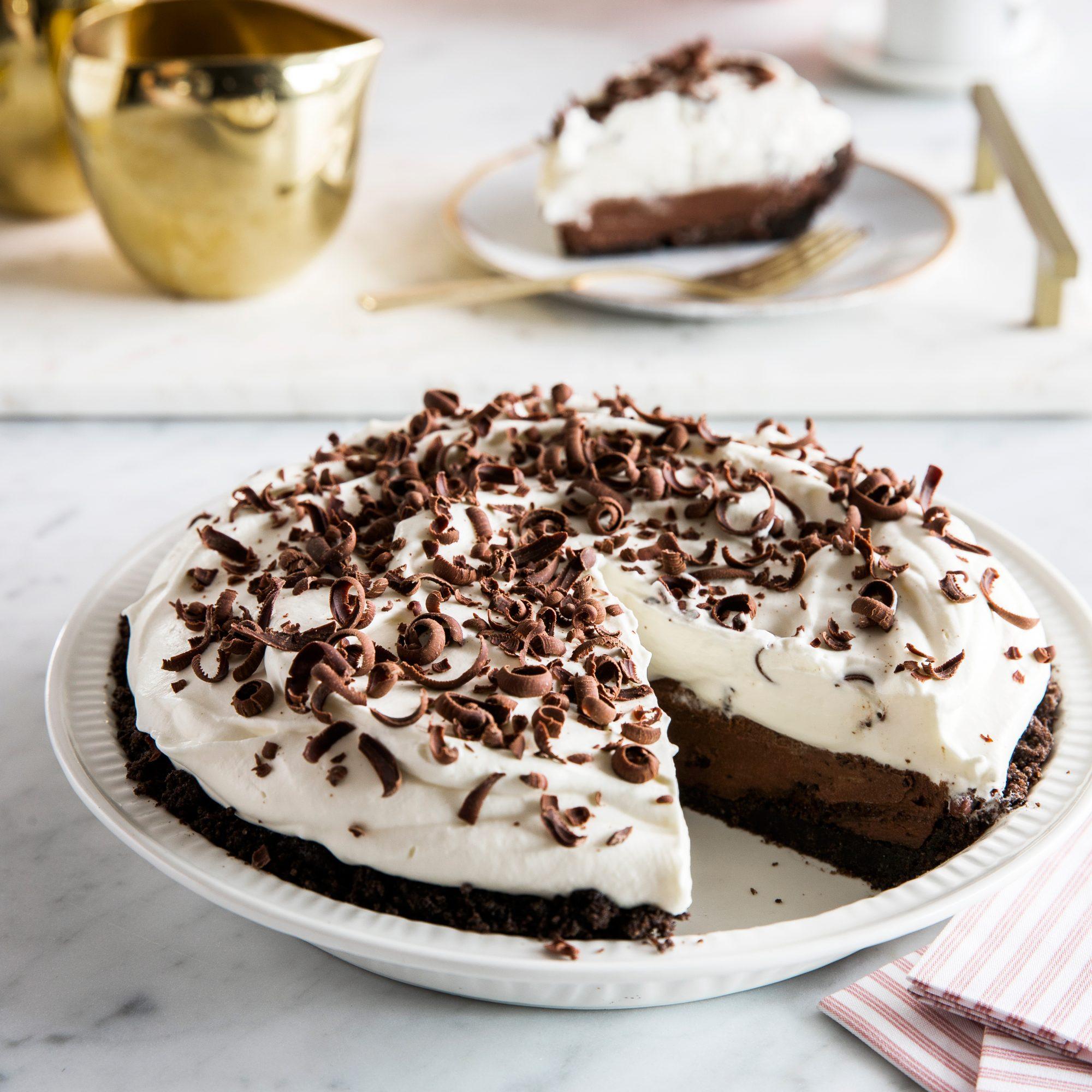 how to make chocolate mud pie
