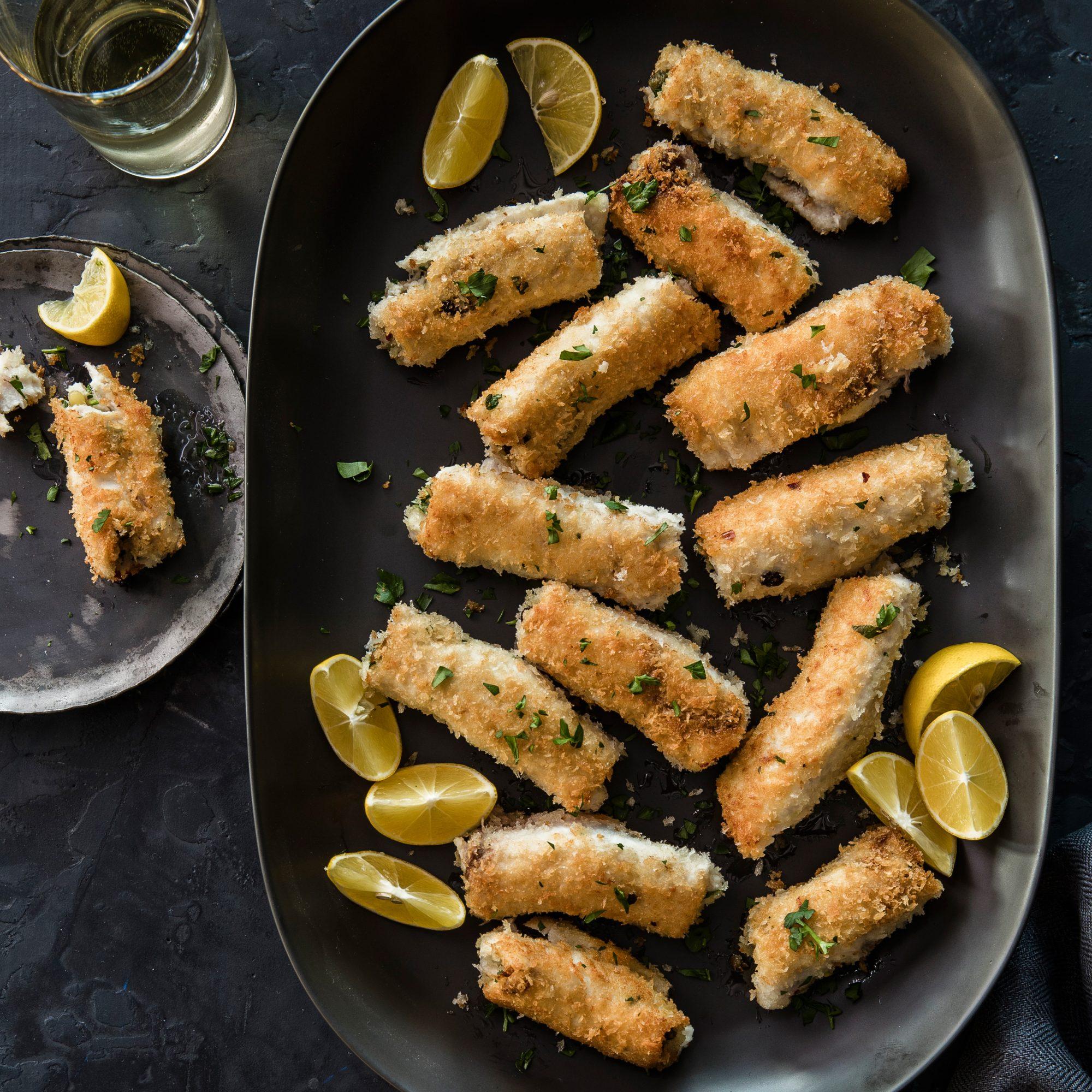 Sicilian Swordfish Rolls (Involtini di Pesce Spada)