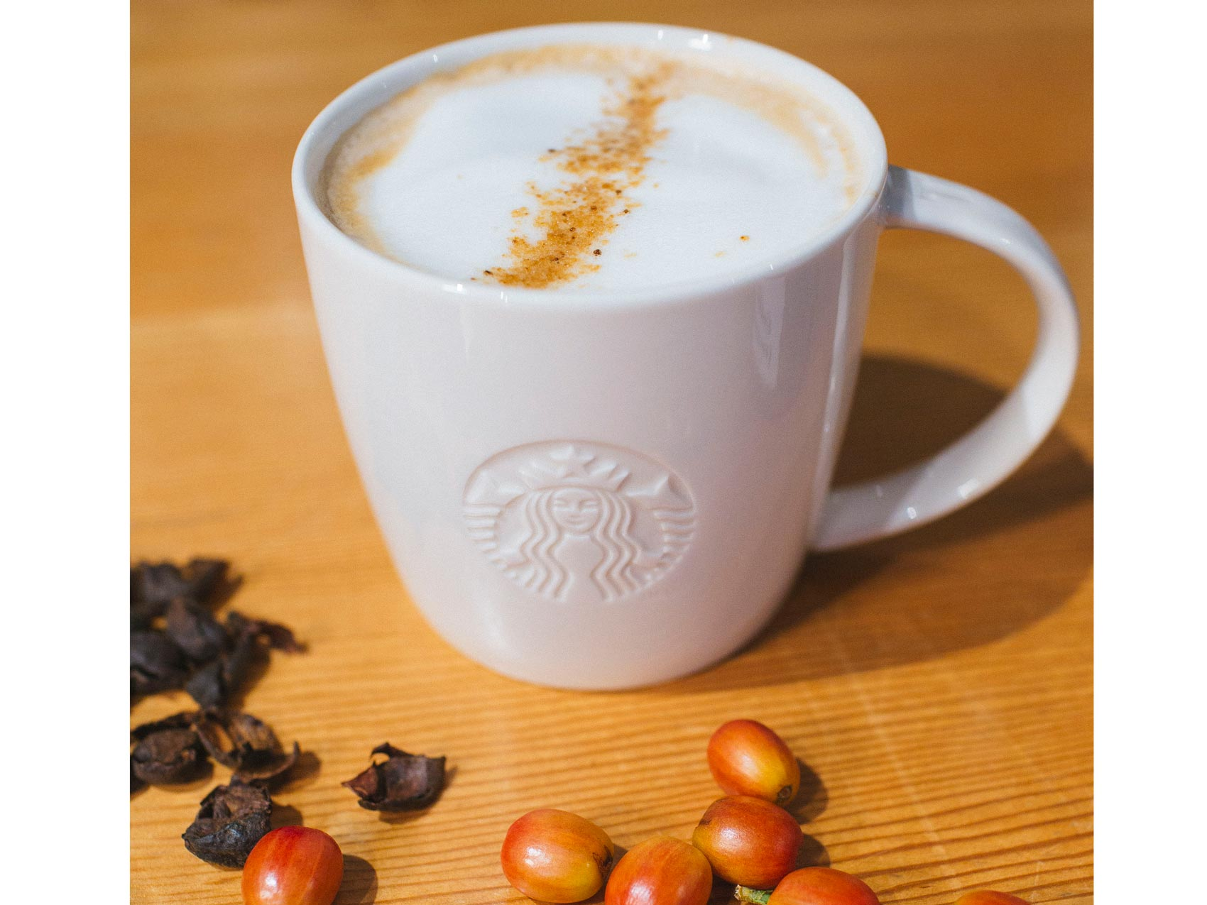 Starbucks Cascara Latte