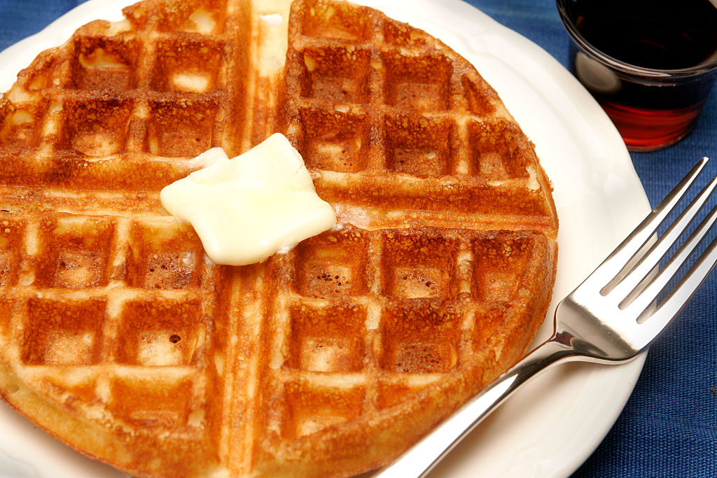 Jackie Kennedy Waffle Recipe image