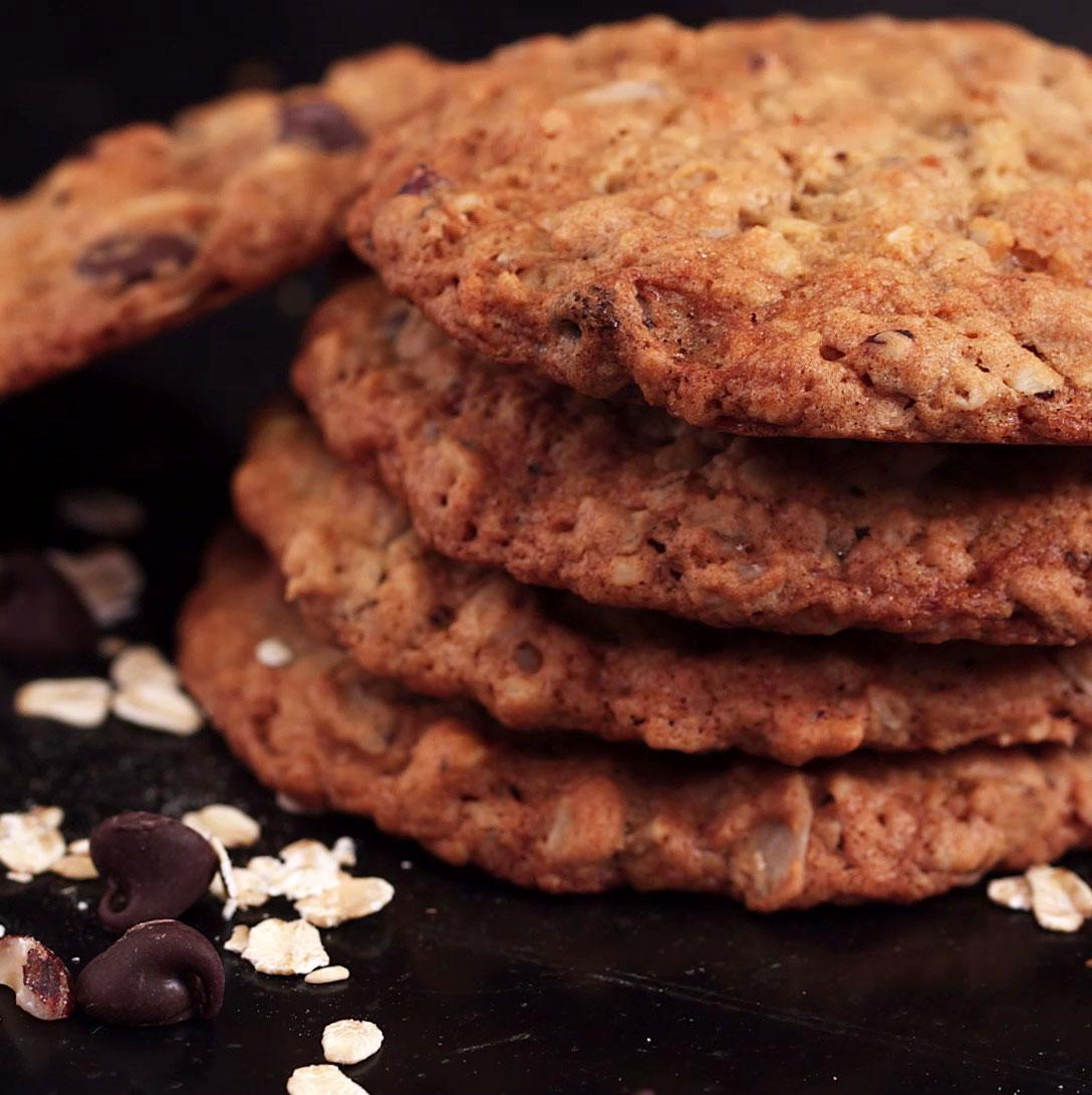 Oatmeal Pantry Cookies image