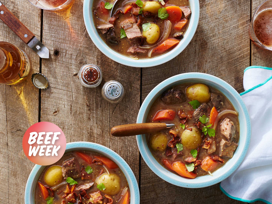 Beef Week Day 4: Bacon and Beef Stew