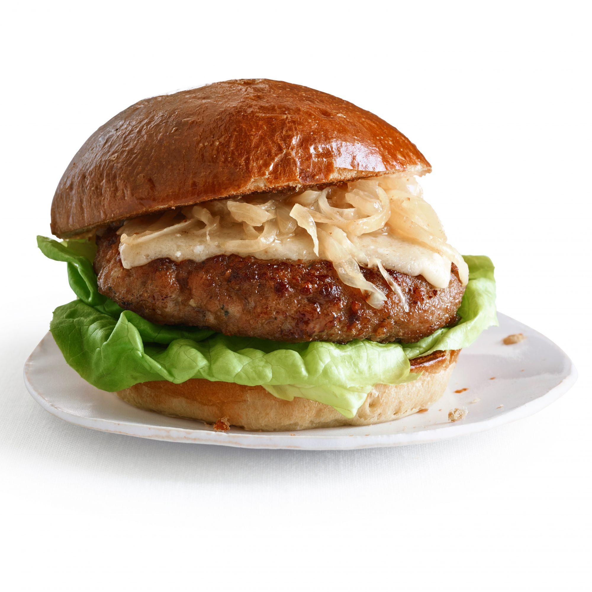 "The ""Ham"" Burger"