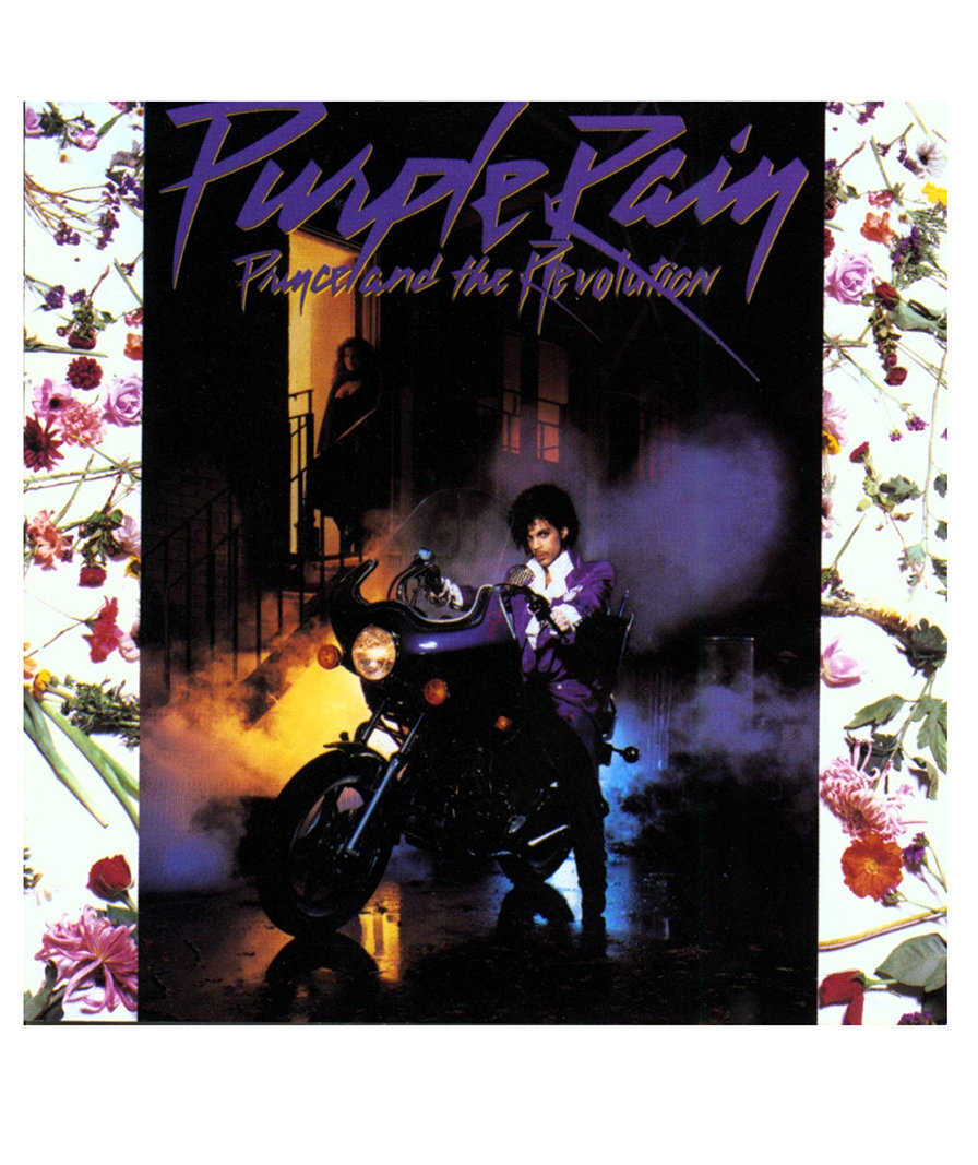Prince and the Revolution – Purple Rain