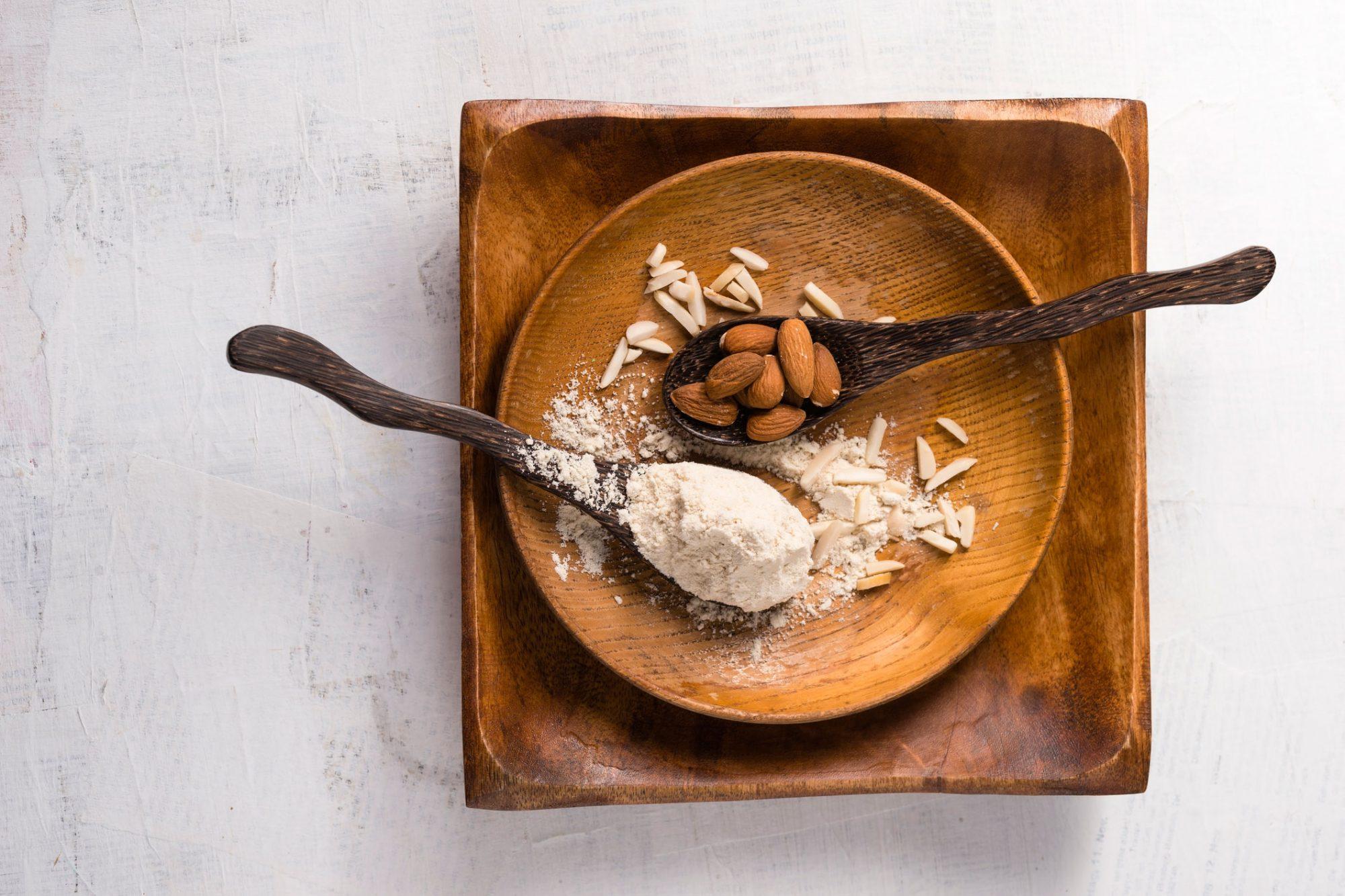 Almond Flour Spoons image