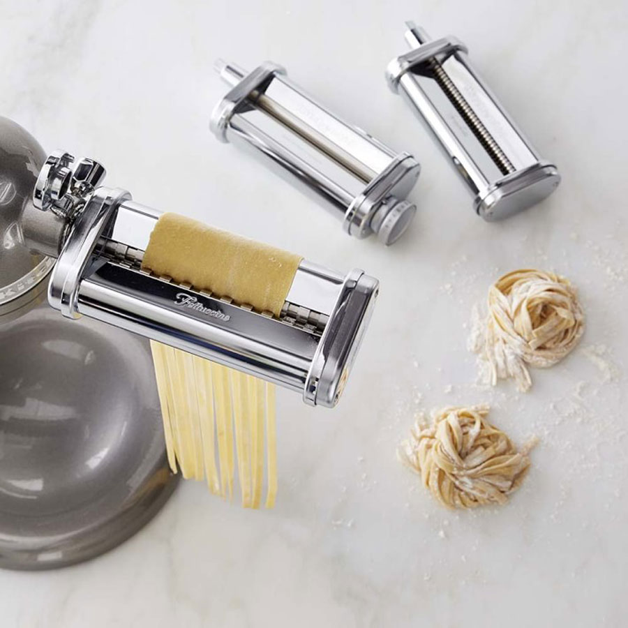 KitchenAid® 3-Piece Pasta Roller & Cutter Set