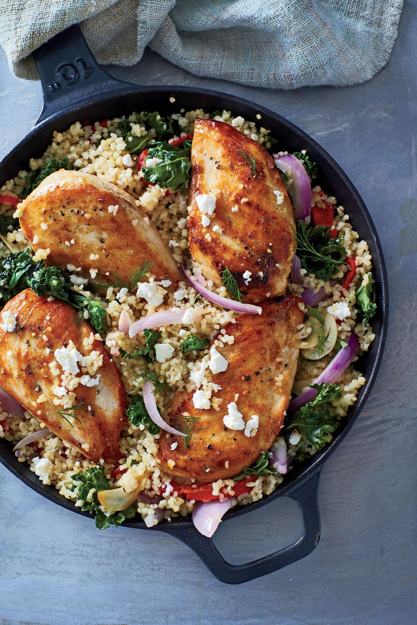 Mediterranean Meals - Magazine cover