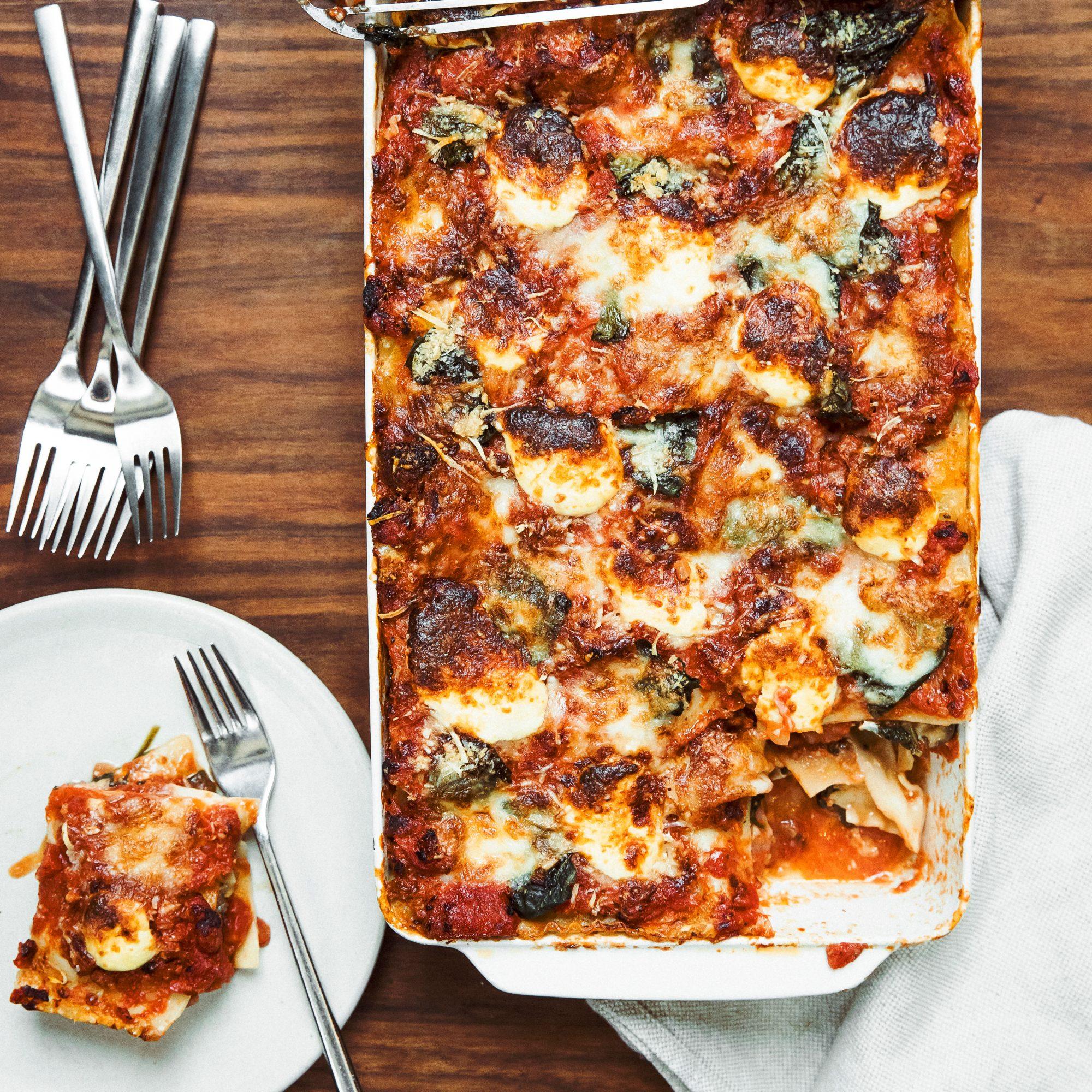Lucie's Lasagna