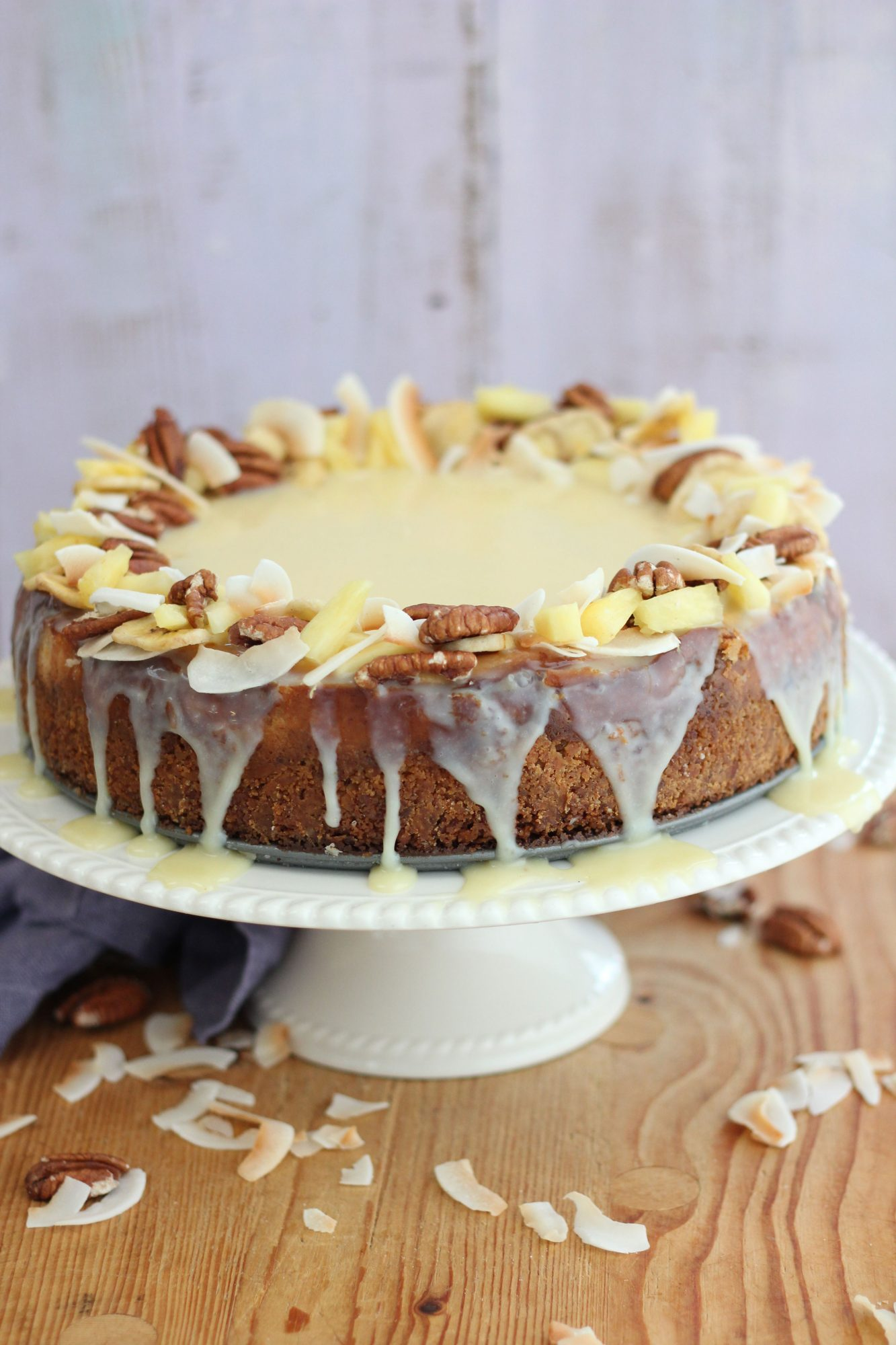 Hummingbird Cheesecake image