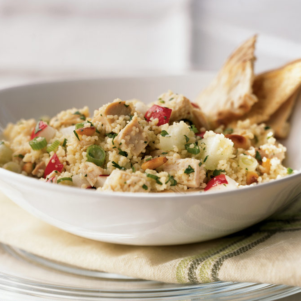 Coucous Salad Chicken and couscous salad recipe myrecipes sisterspd