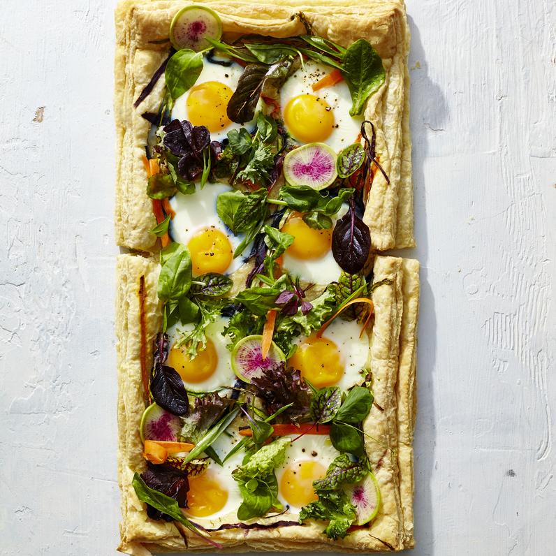 Eggs in a Garden image