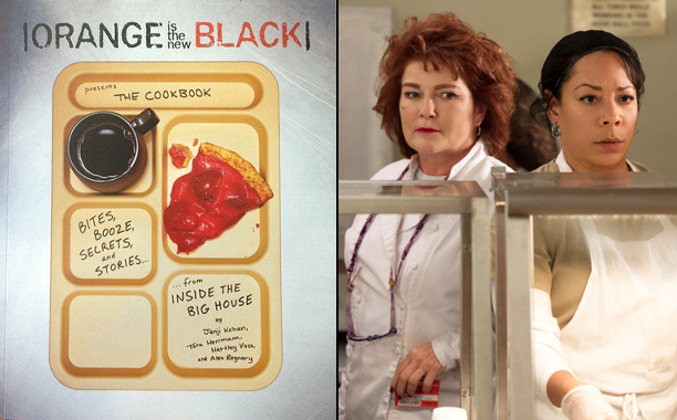 Orange Is the New Black Presents: The Cookbook by Jenji Kohan, Tara Herrmann, Hartley Voss, and Alex Regnery