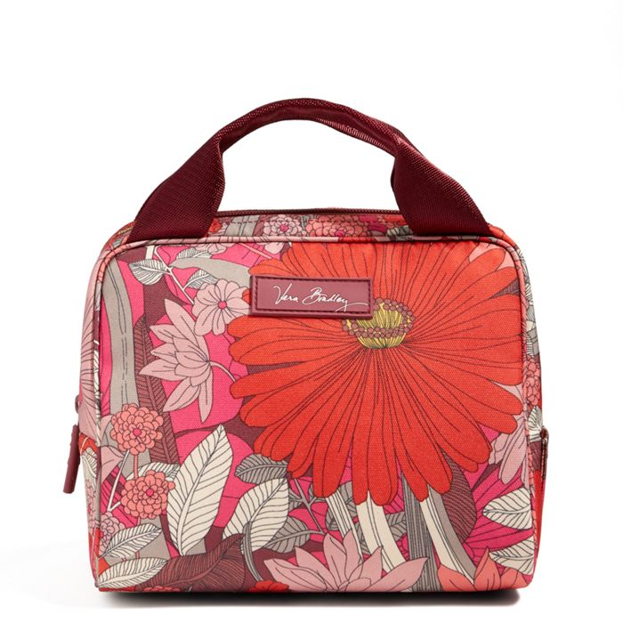 Pink Lunch Cooler Bag Vera Bradley Image