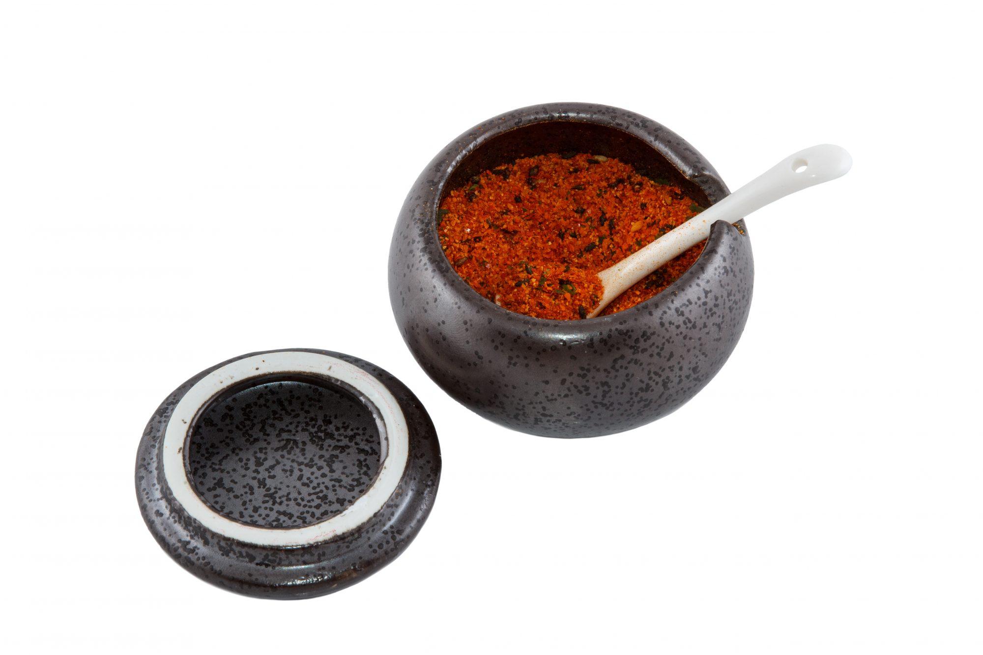 <p>Nama Shichimi Tougarashi Japanese chili)</p>