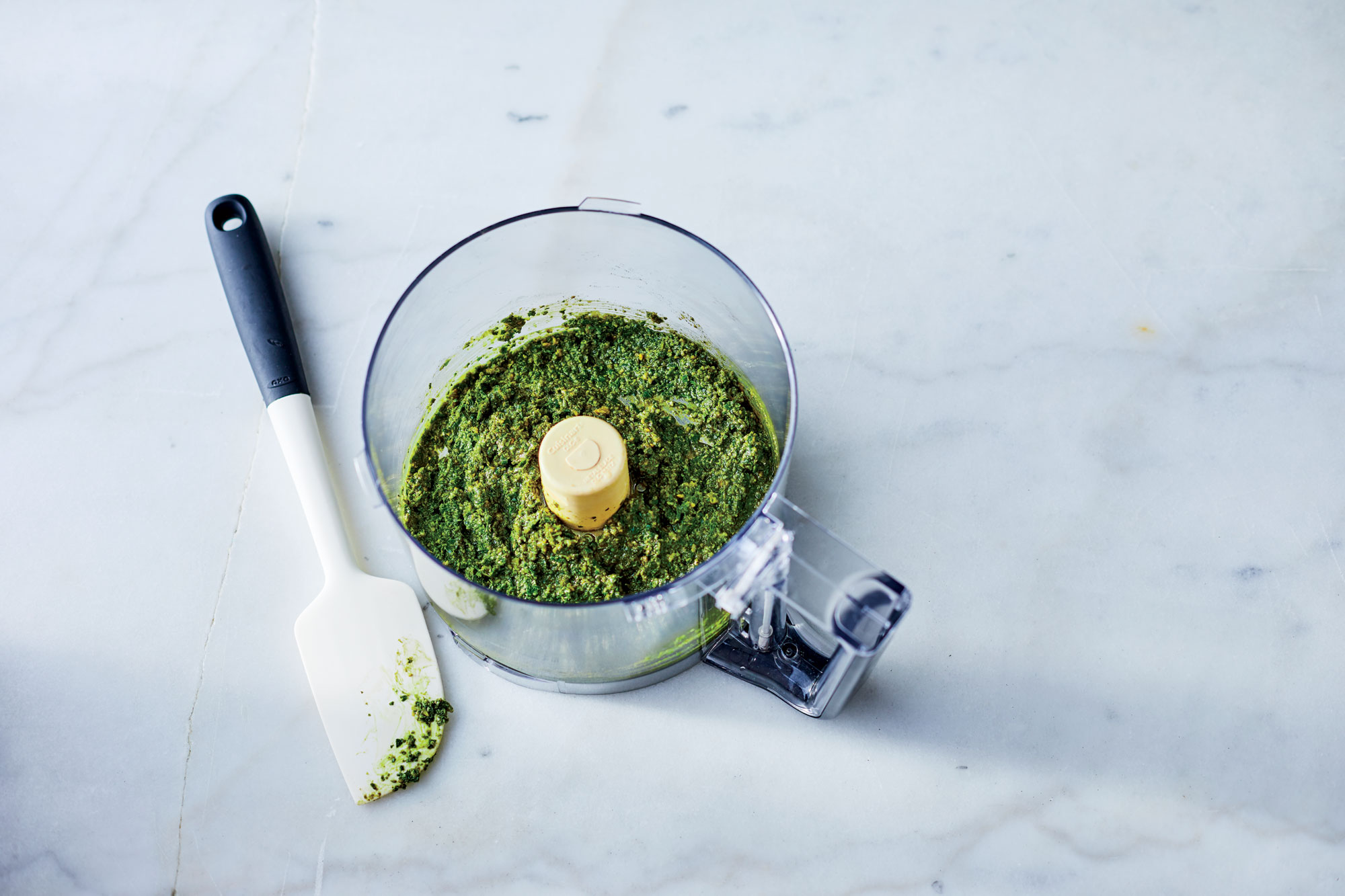 Blanched Pesto