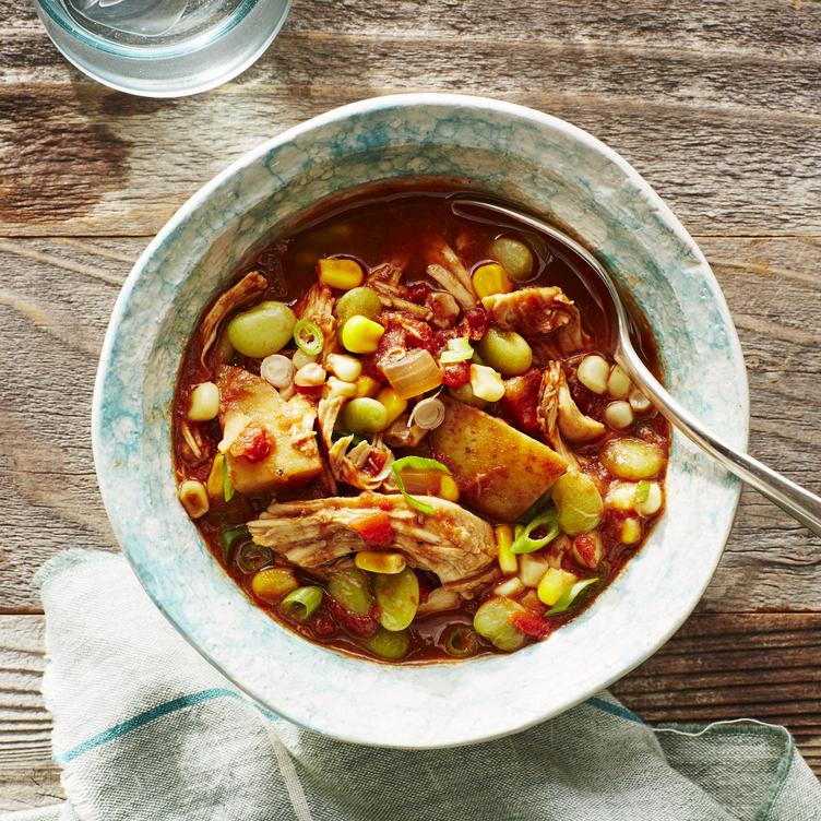 Pressure Cooker Brunswick Stew Recipe