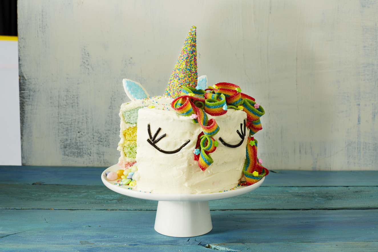 Unicorn Cake Recipe Myrecipes
