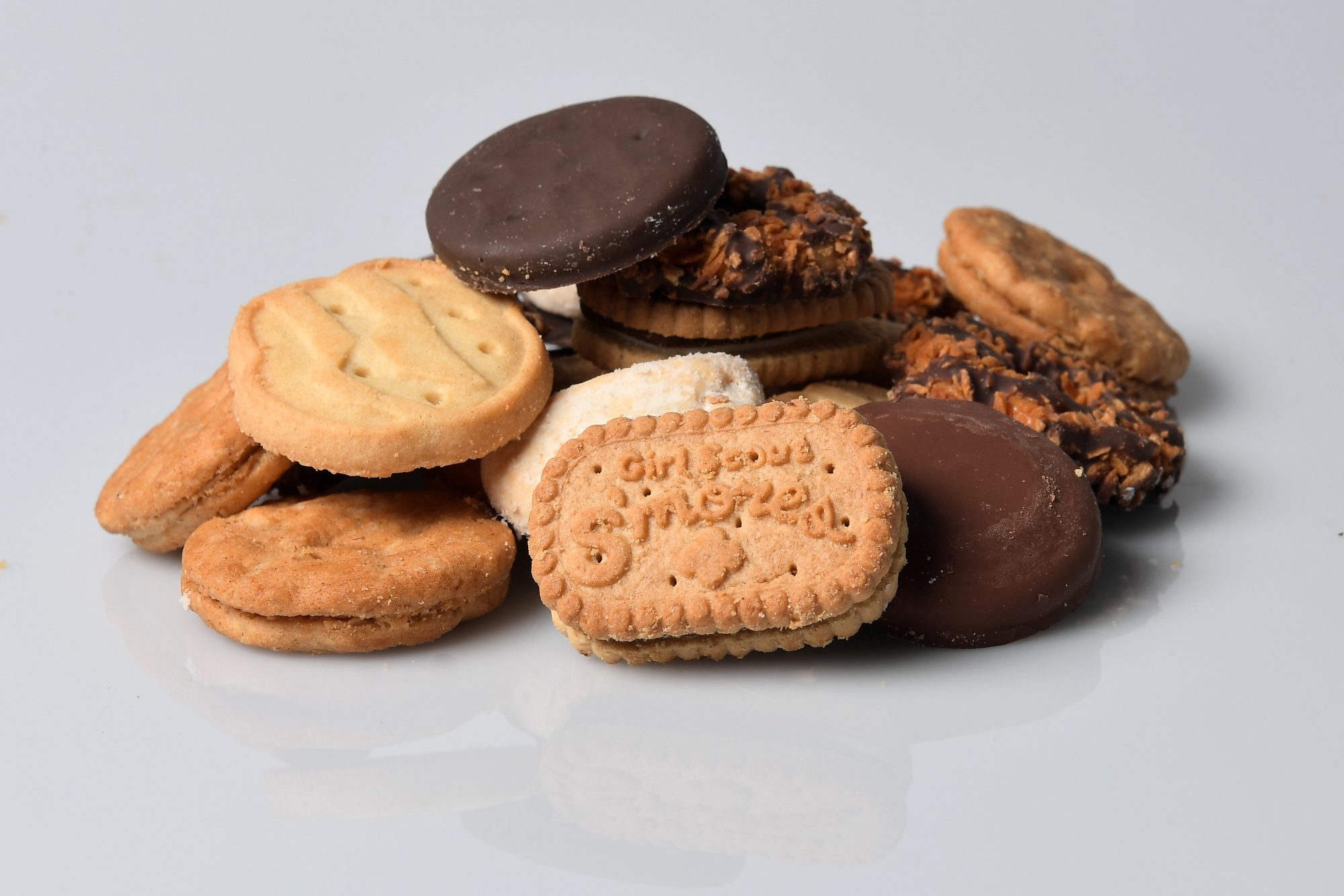 Girl Scout cookies for Kids Post